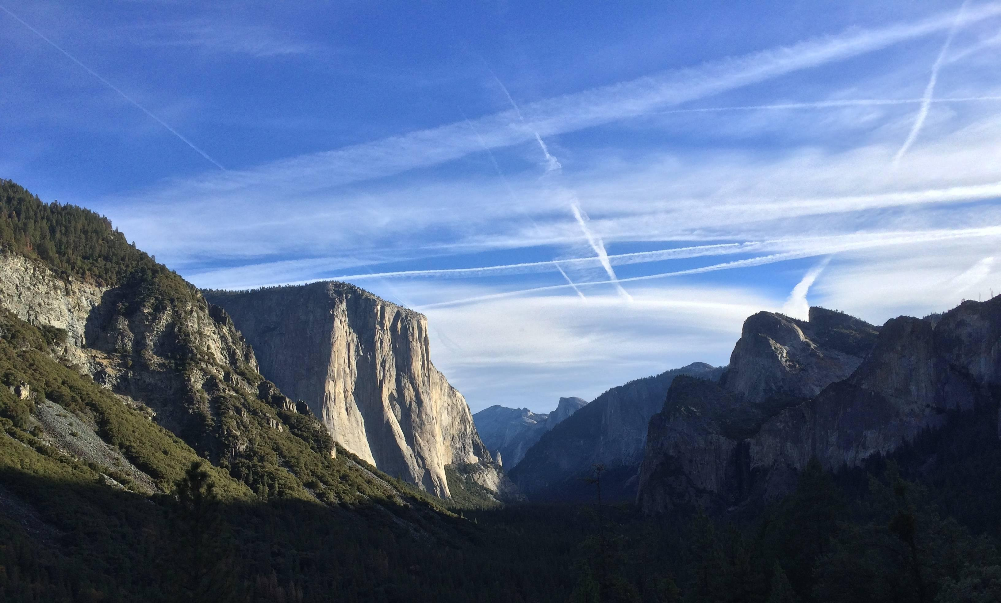 I Only Recently Realized How Good This Picture I Took Last Year With My IPhone is Yosemite National Park wallpaper