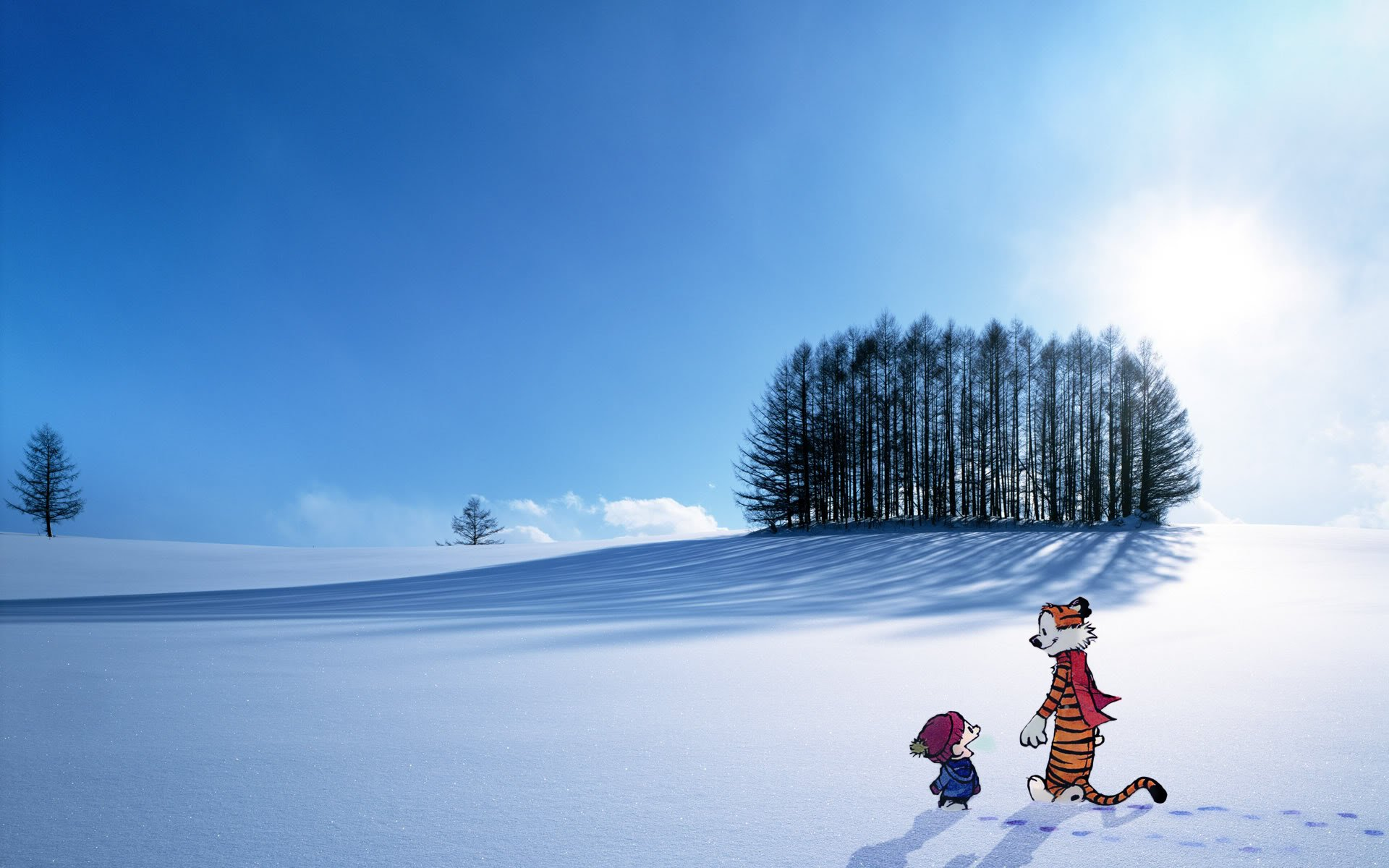 Hobbes 4k Wallpapers For Your Desktop Or Mobile Screen Free And