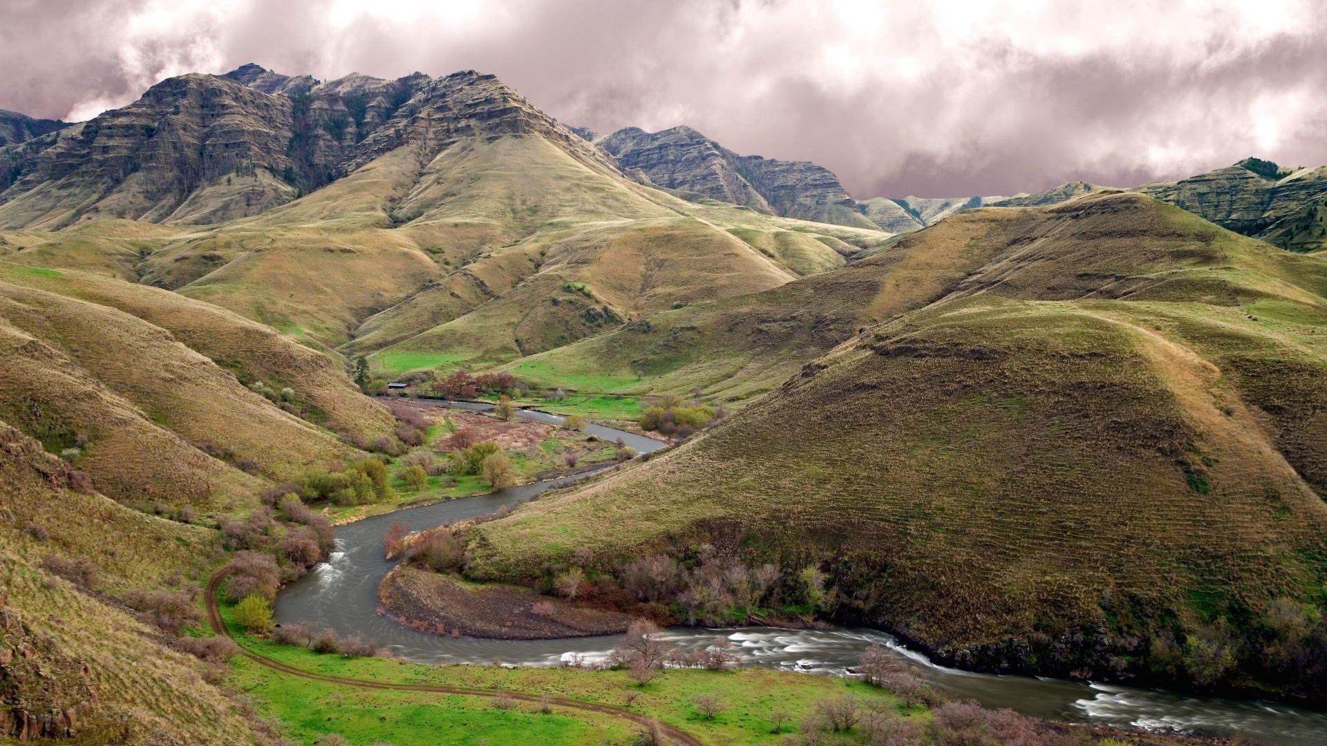 Imnaha river oregon hd wallpaper - Oregon nature wallpaper ...