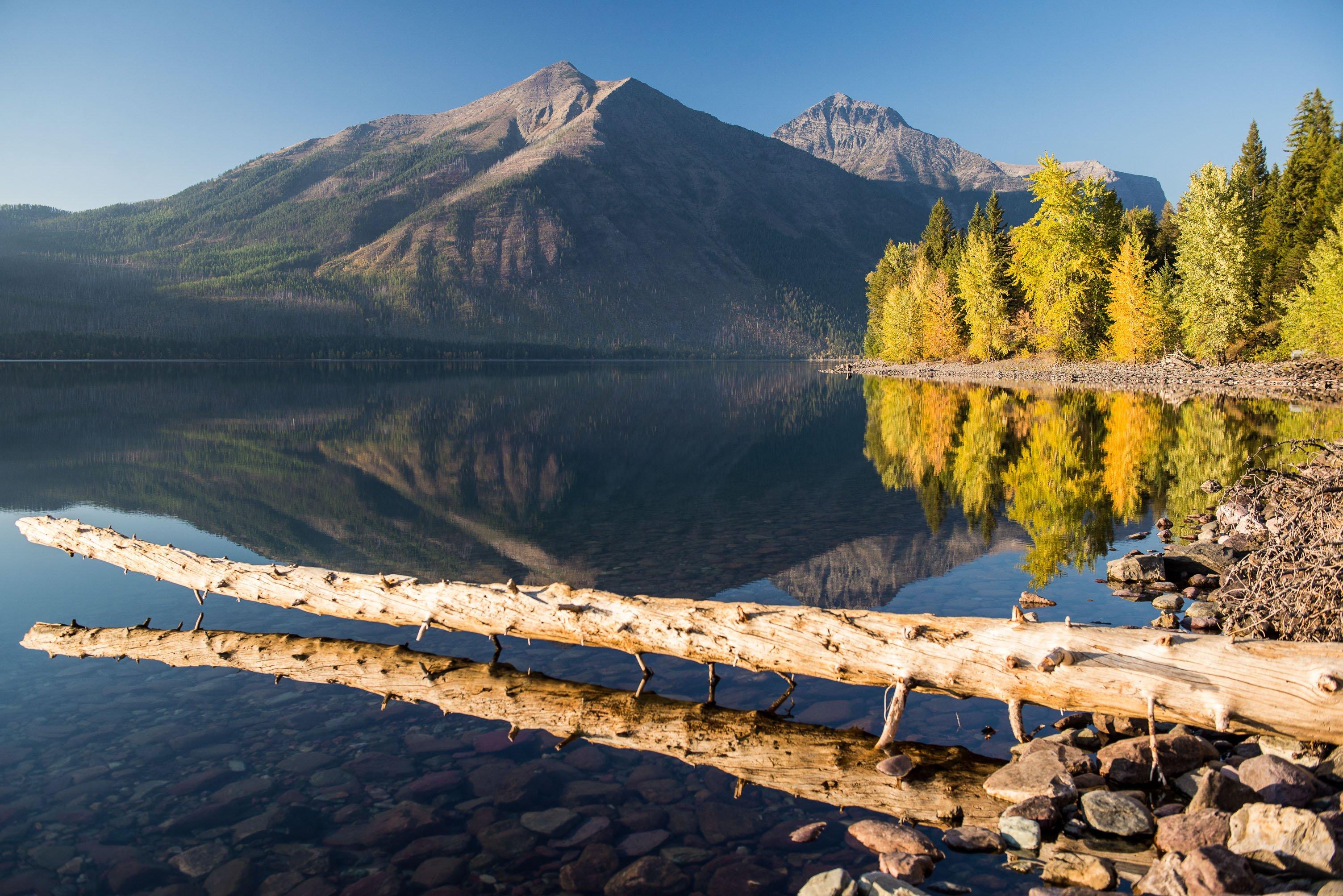 Glacier National Park Mt Hd Wallpaper