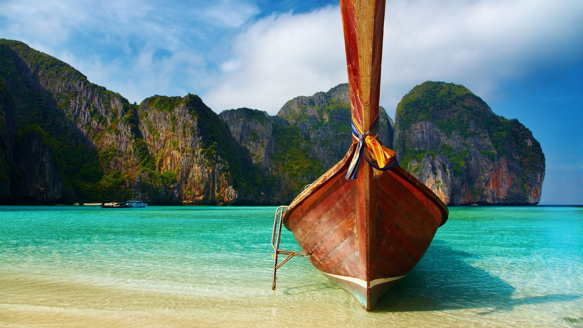 Thailand Exotic Beach wallpaper