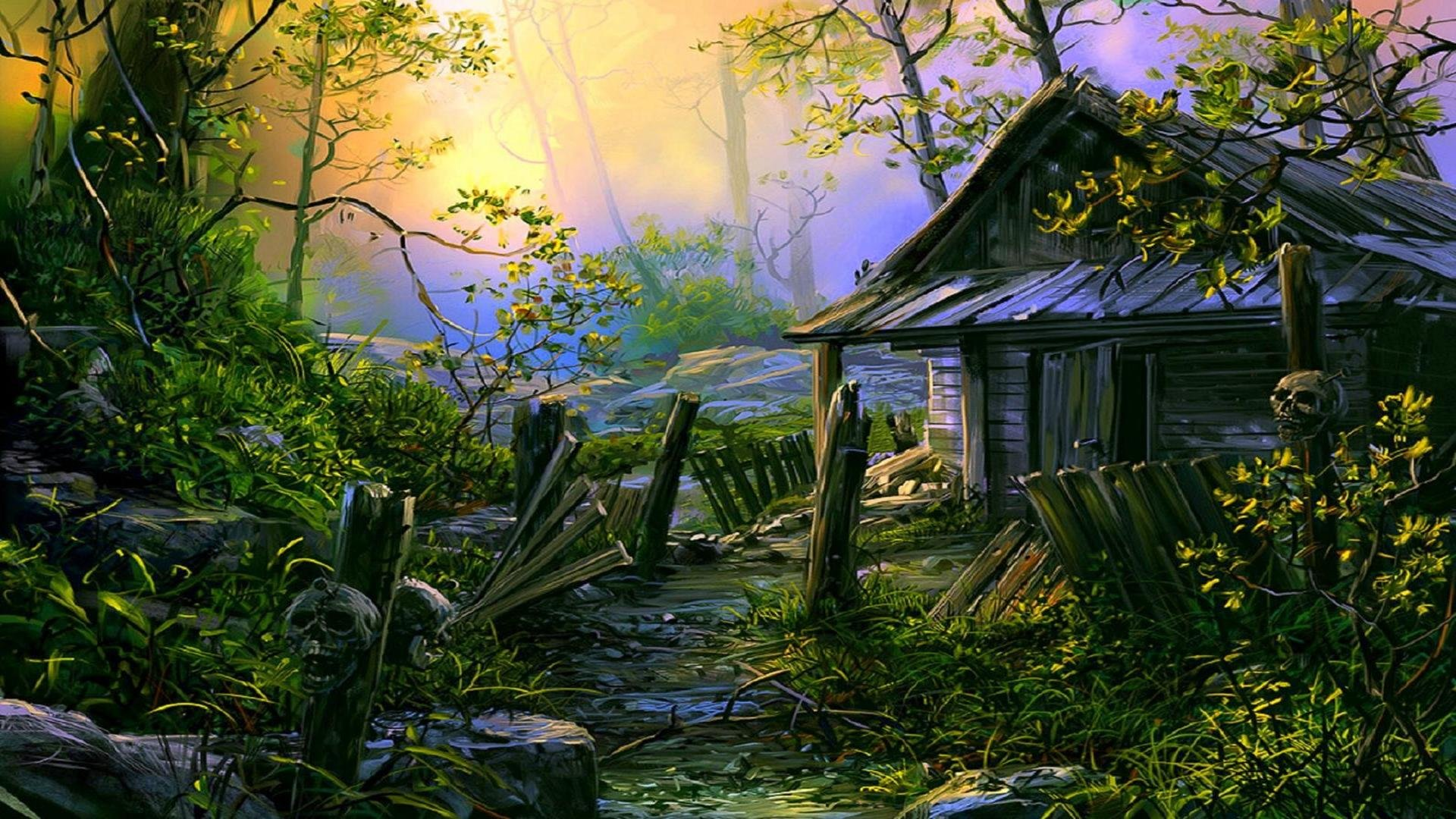 Paintings wallpapers photos and desktop backgrounds up to for House photos hd
