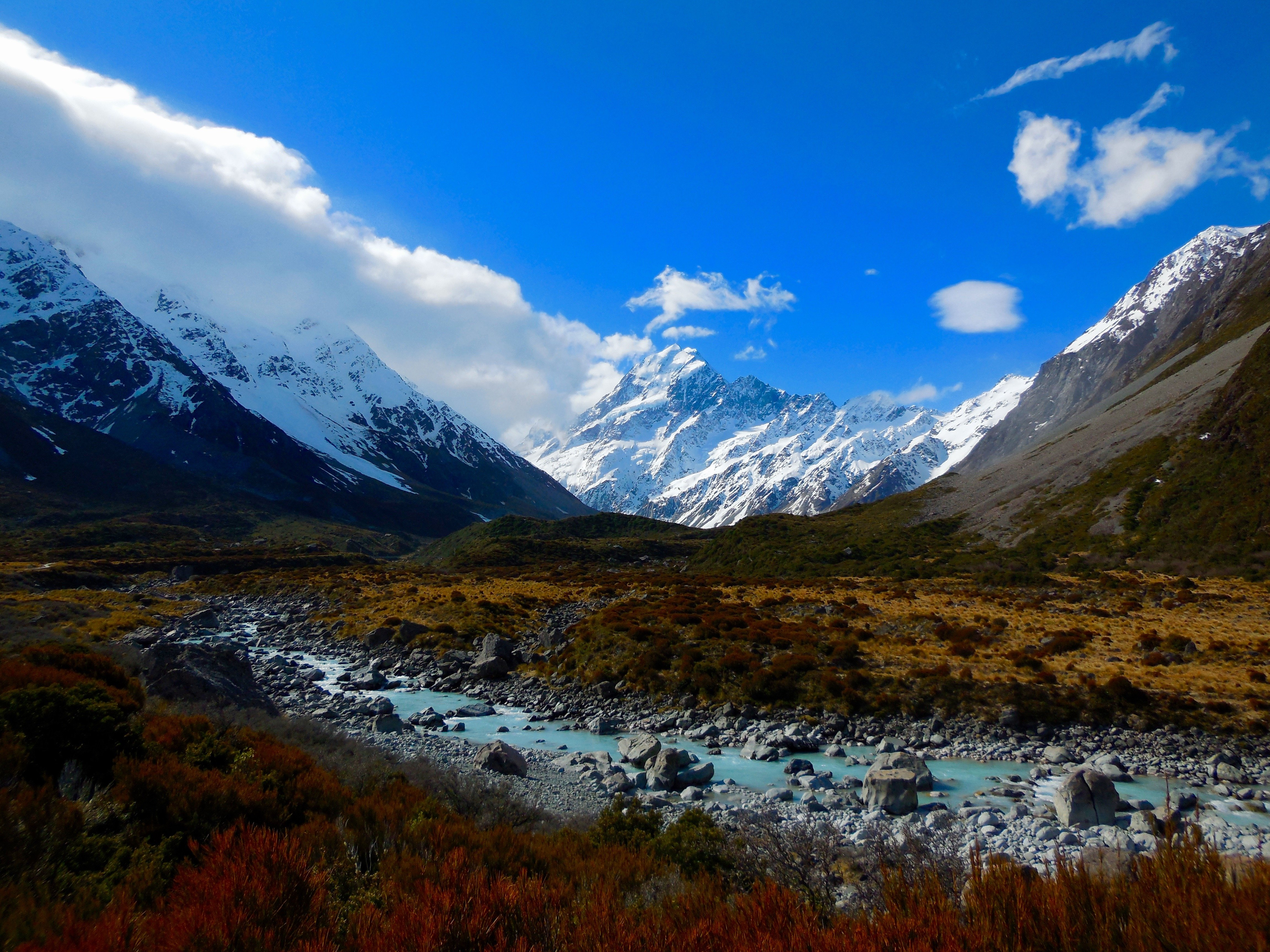 Newzealand Wallpaper: Cook Wallpapers, Photos And Desktop Backgrounds Up To 8K