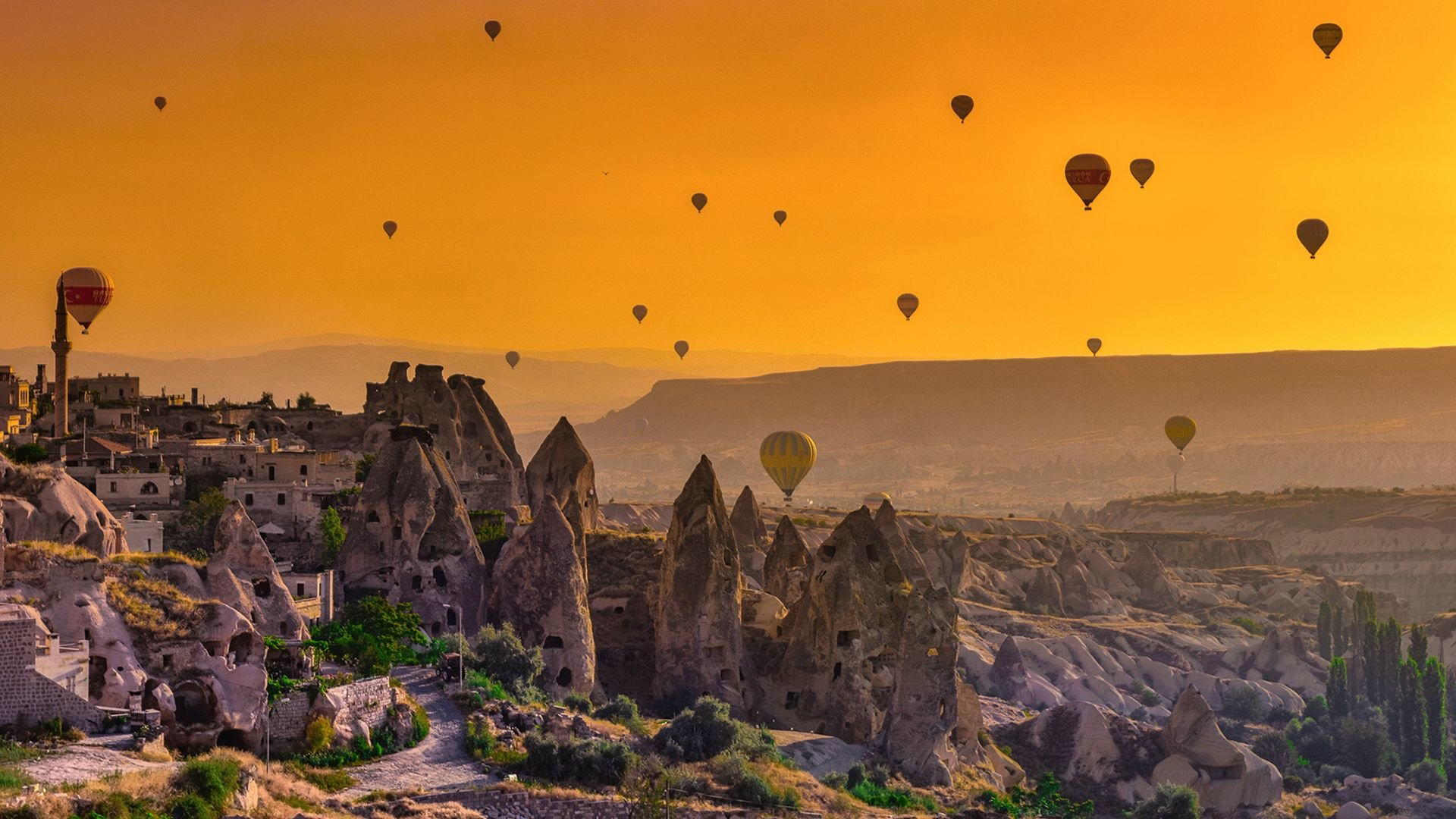 Cappadocia 4k Wallpapers For Your Desktop Or Mobile Screen Free And Easy To Download