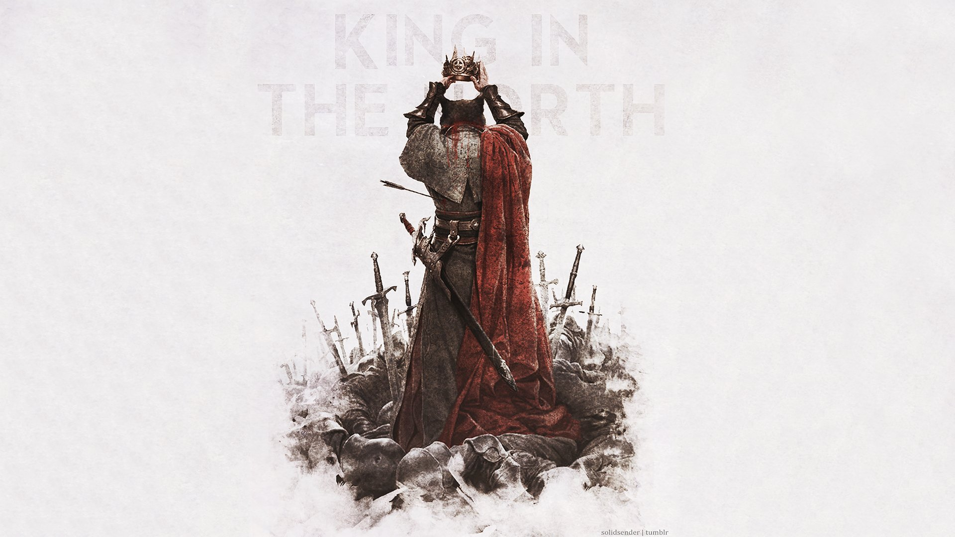 King In The North Crown north wallpapers and d...