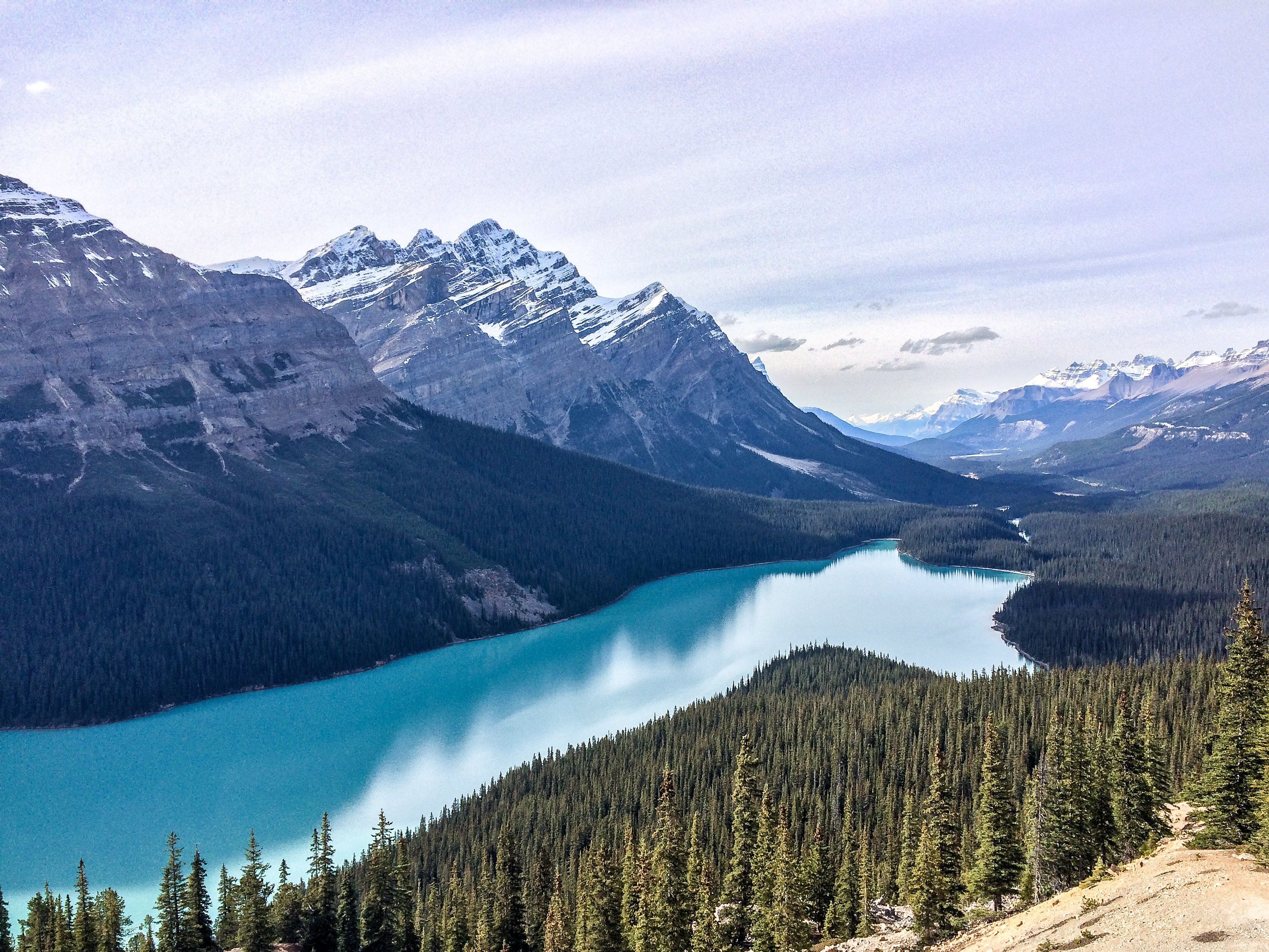 Peyto Lake Banff National Park Alberta Canada 18257 wallpaper