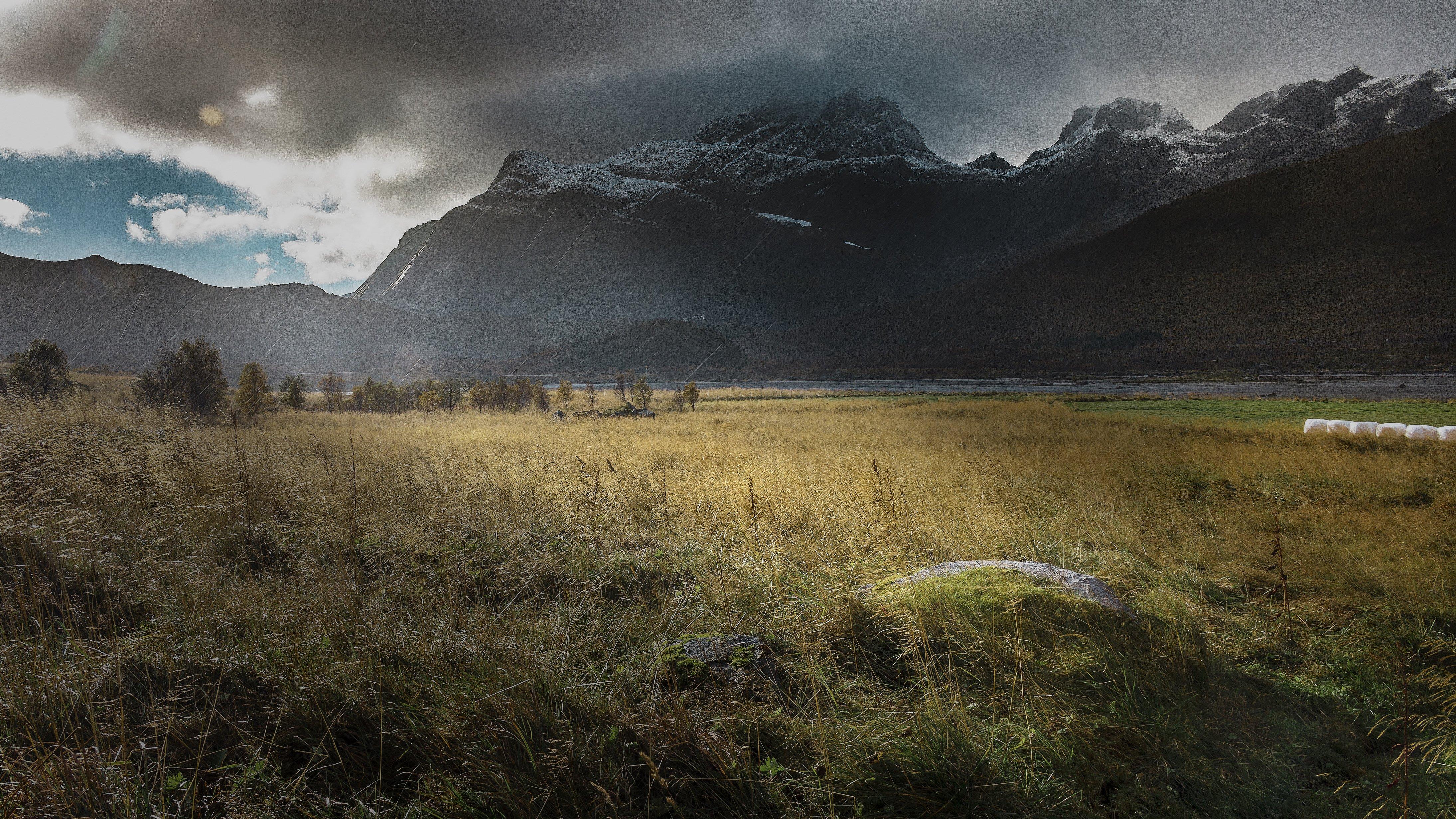 8k Rain Couple Wallpaper: Norway Wallpapers And Desktop Backgrounds Up To 8K