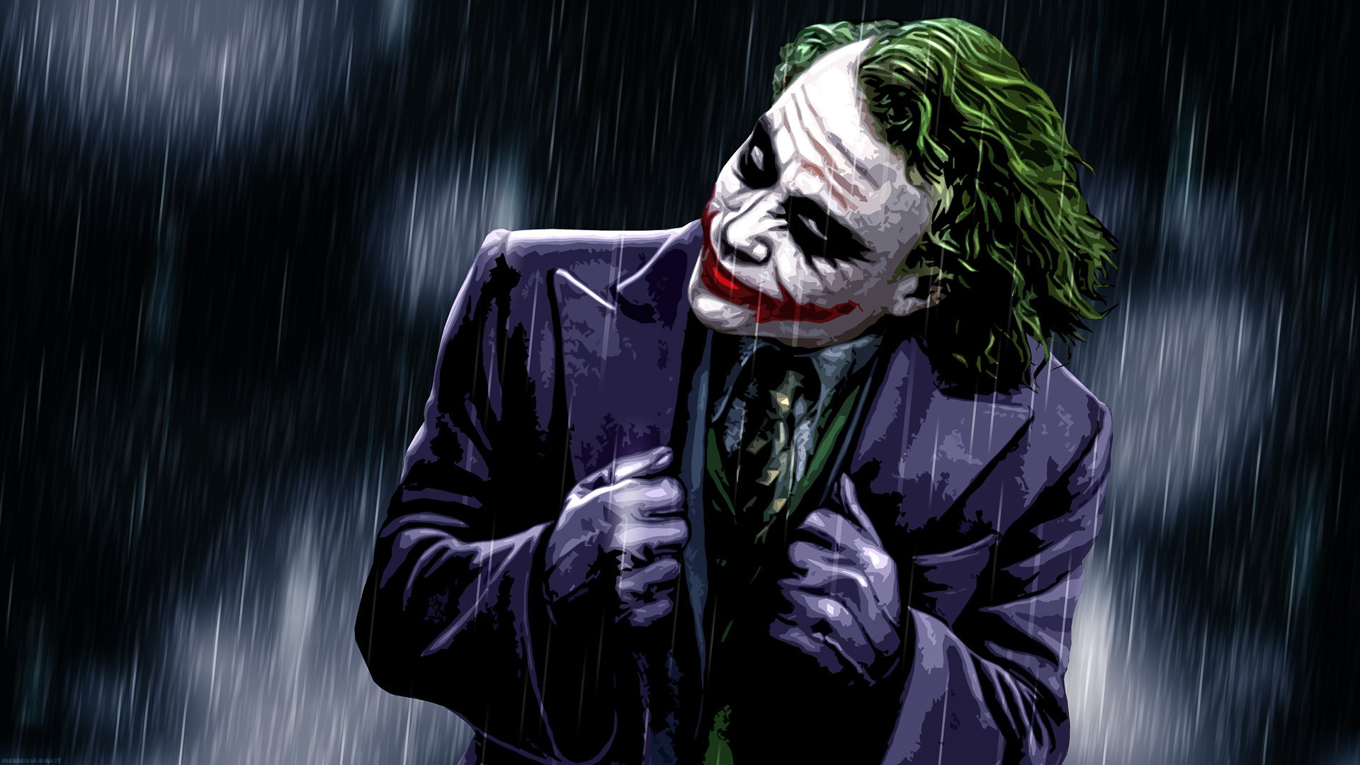 Batman Joker Hd Wallpaper