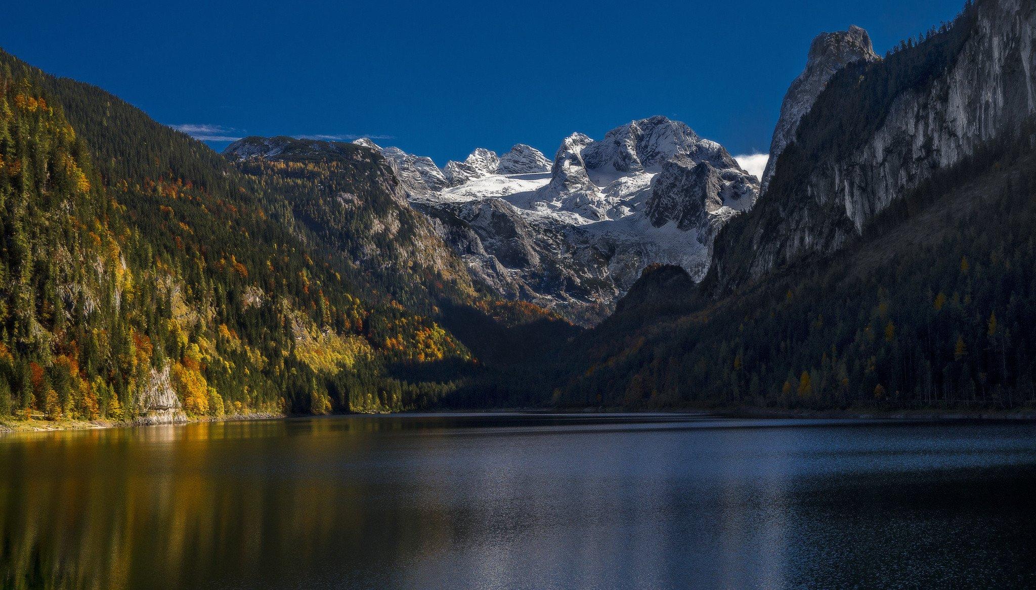 Top Gosau Lake Austria Wallpapers