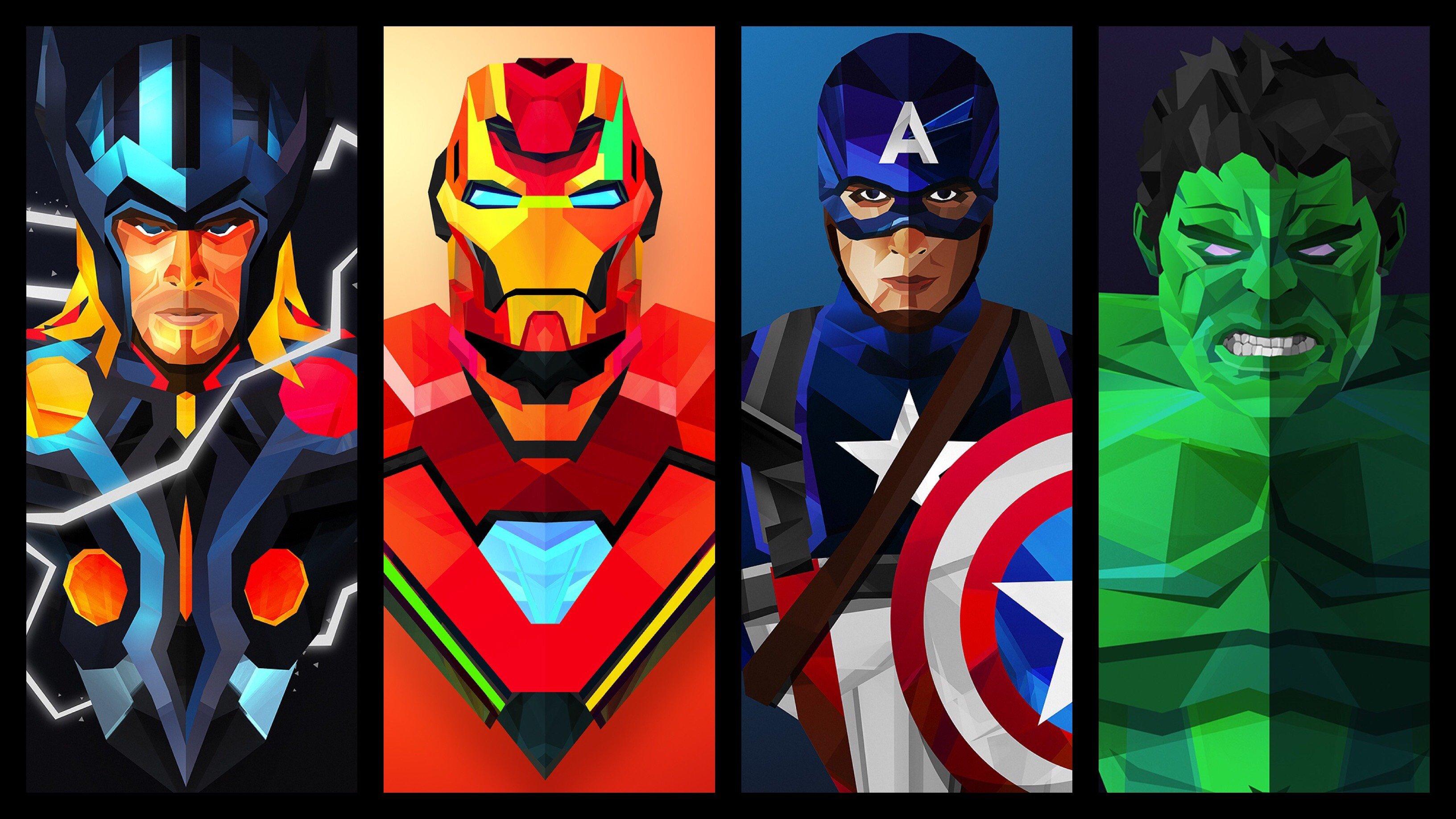 Avengers Wallpaper Animated