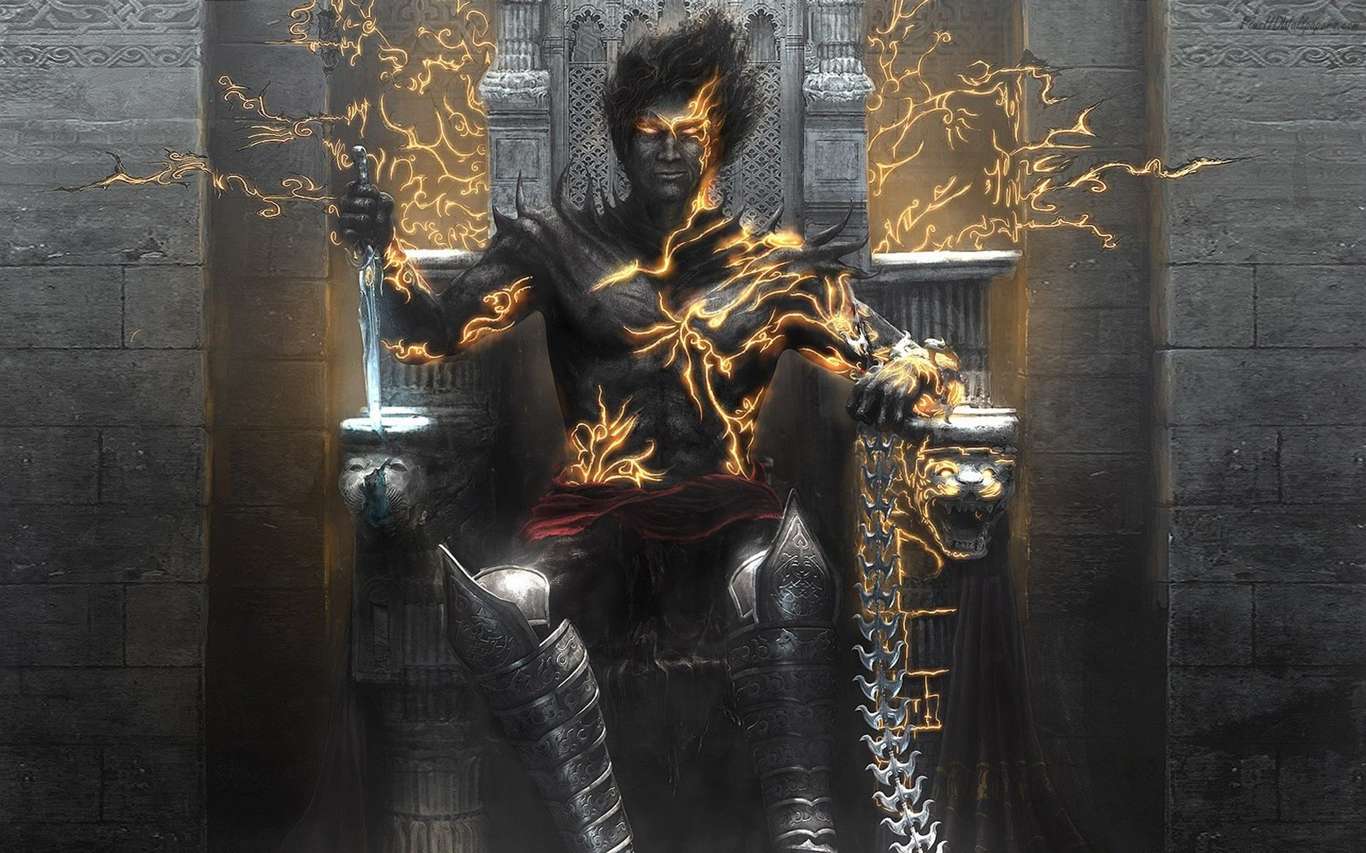 Prince Of Persia Game wallpaper