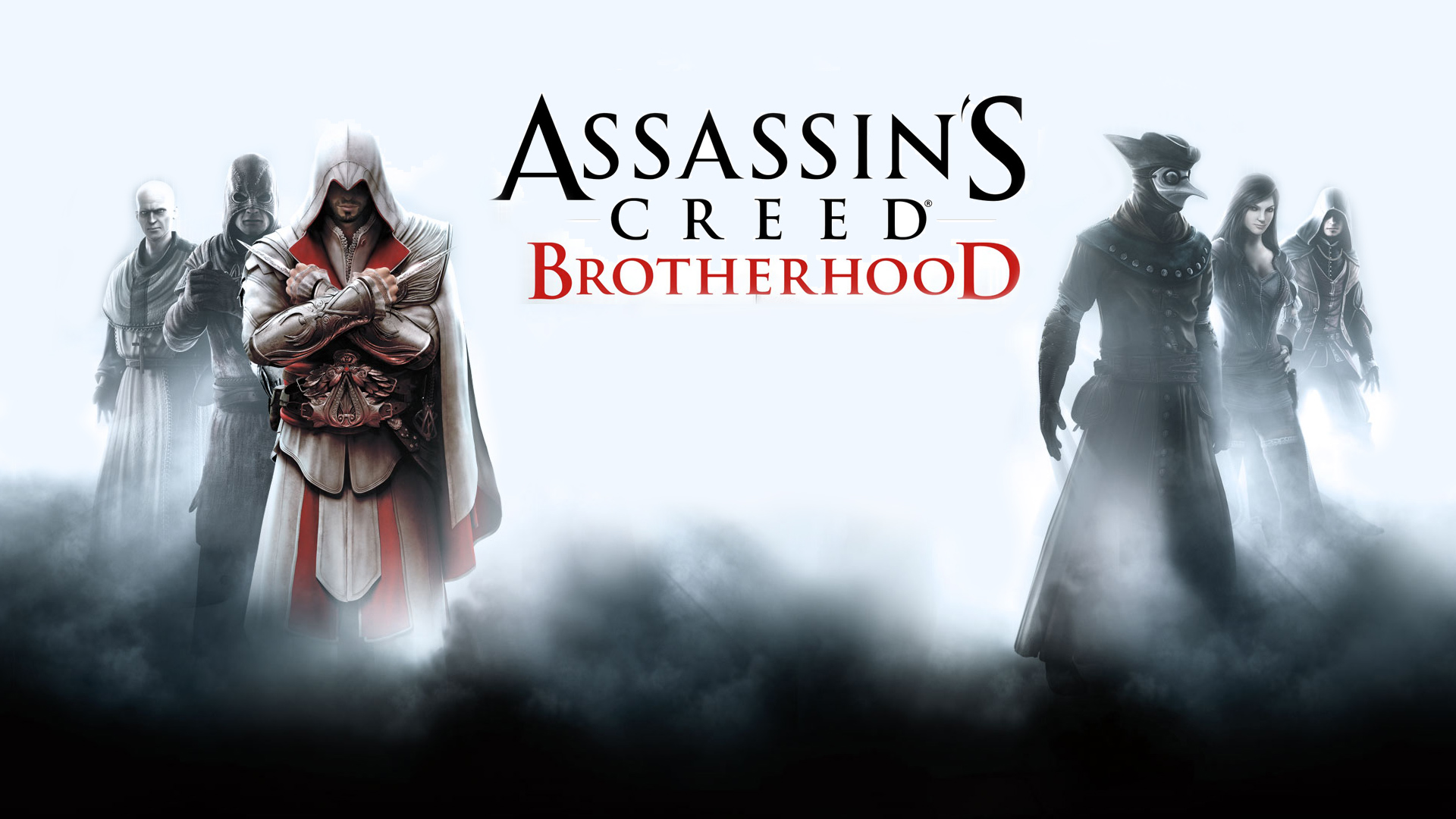 Assassin Creed Brotherhood 1080p wallpaper