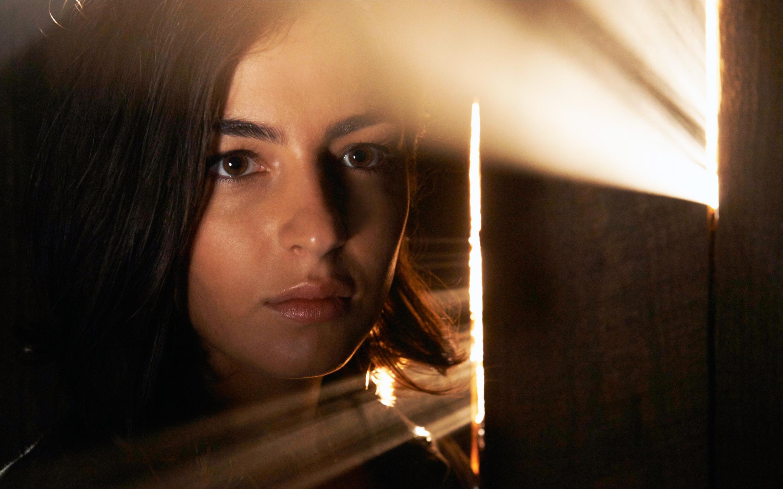 Alanna Masterson In Walking Dead Season 5 Hd Wallpaper