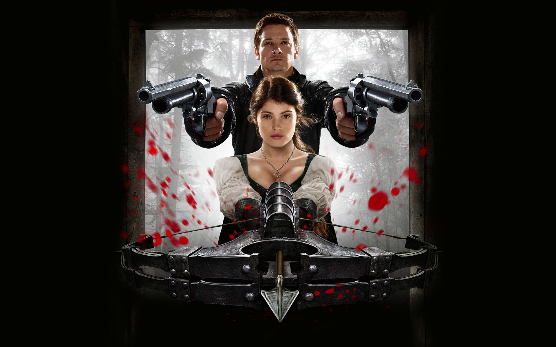 Hansel and Gretel Witch Hunters Movie 21509 wallpaper
