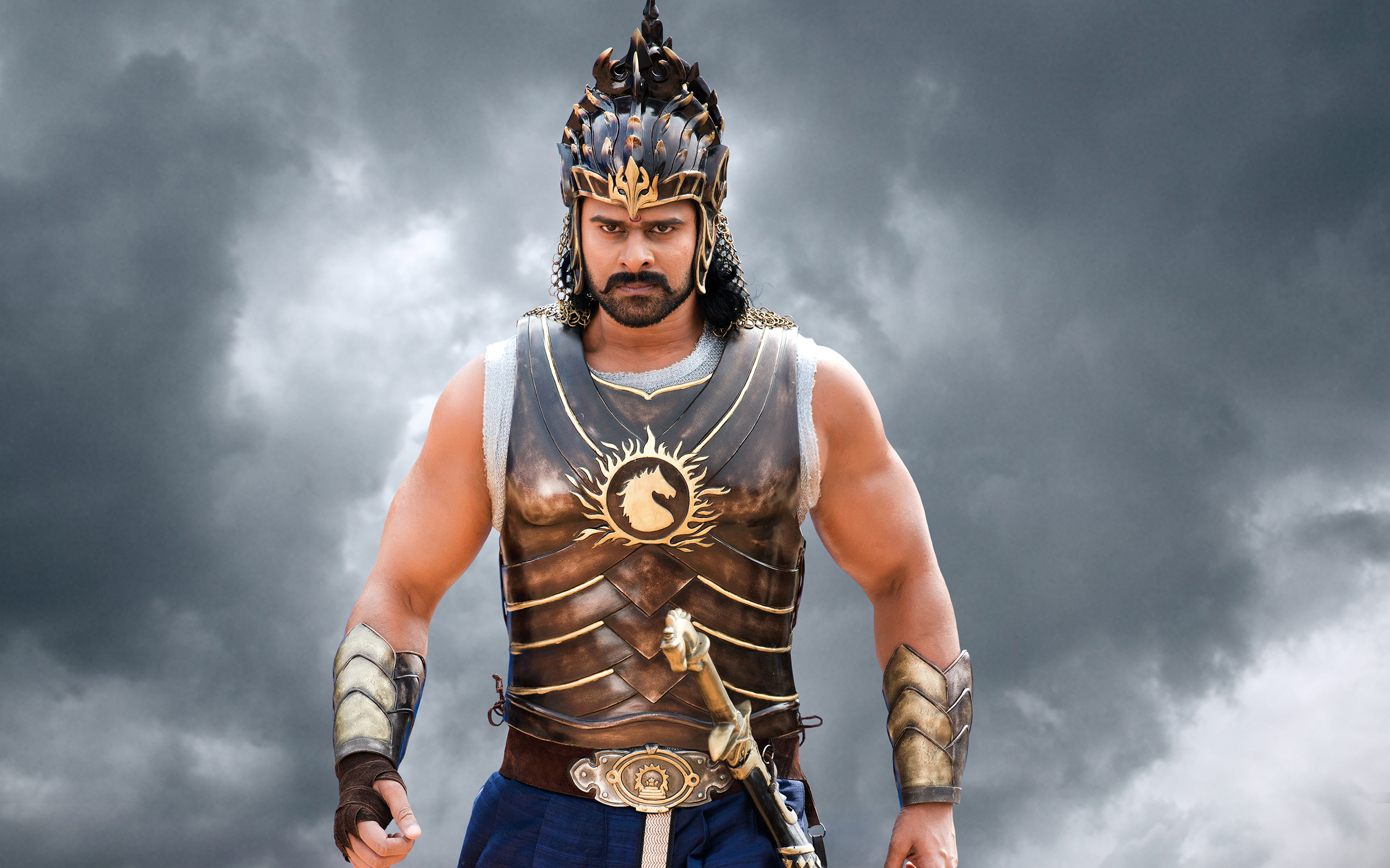 Prabhas Bahubali Part 2 Hd Wallpaper