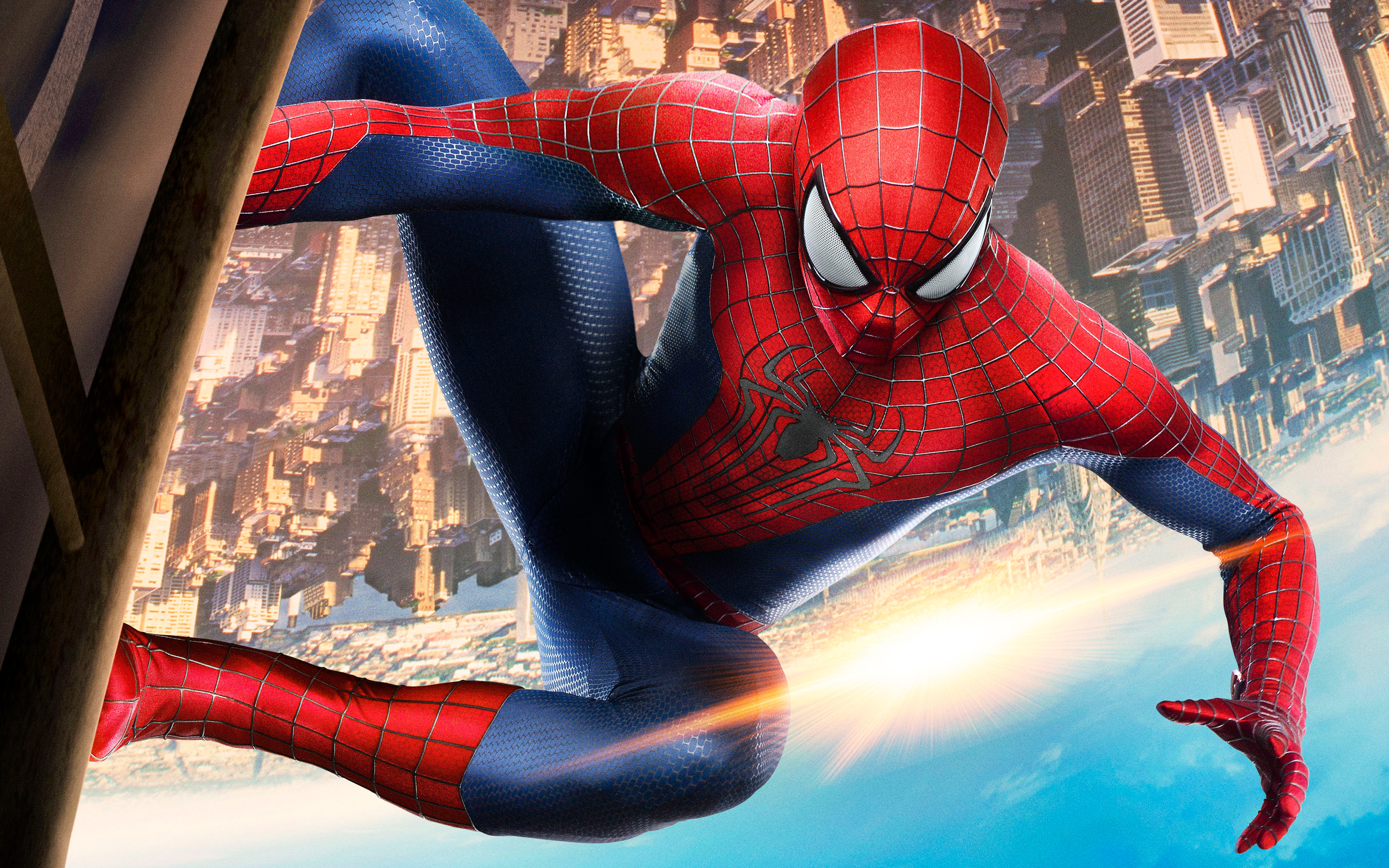 The Amazing Spider Man New Hd Wallpaper