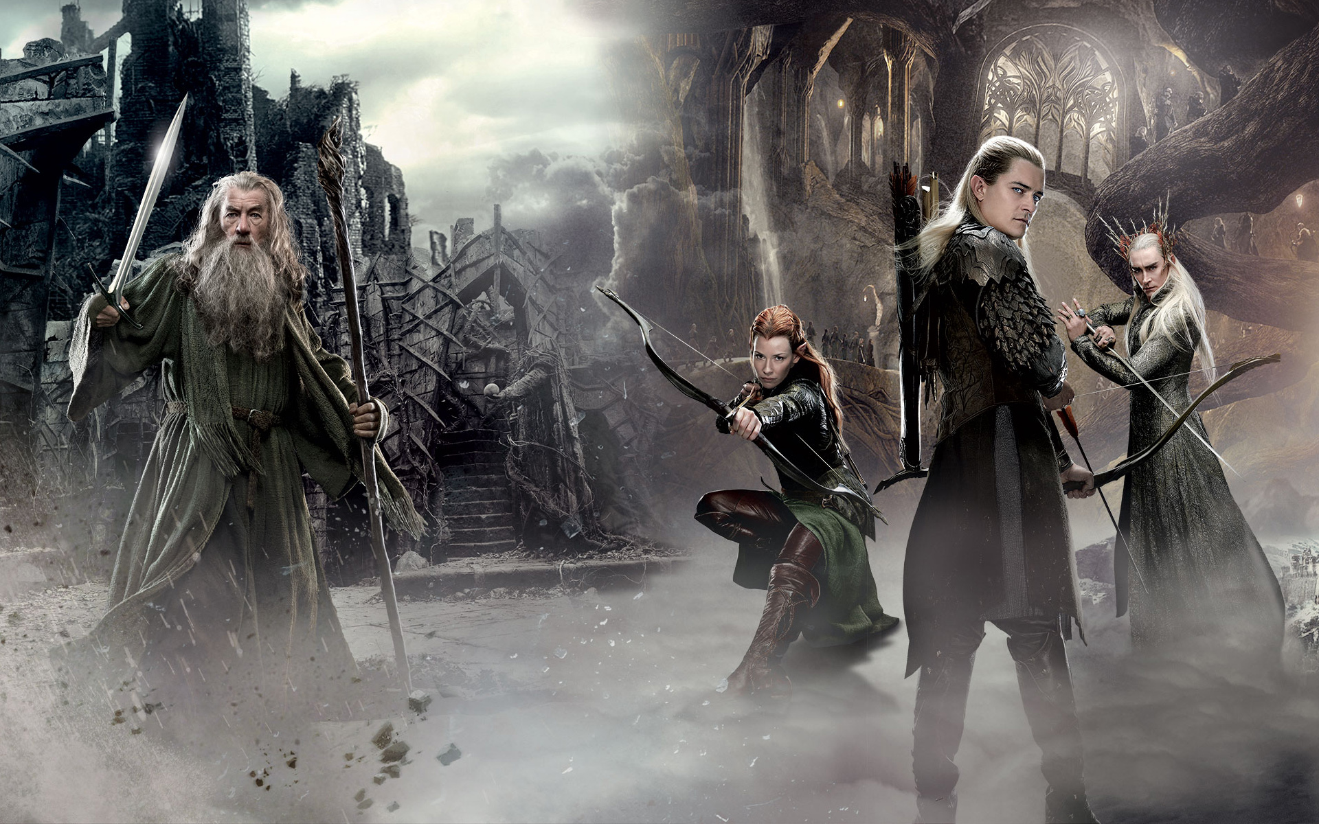 Page 2 of hobbit 4K wallpapers for your desktop or mobile screen