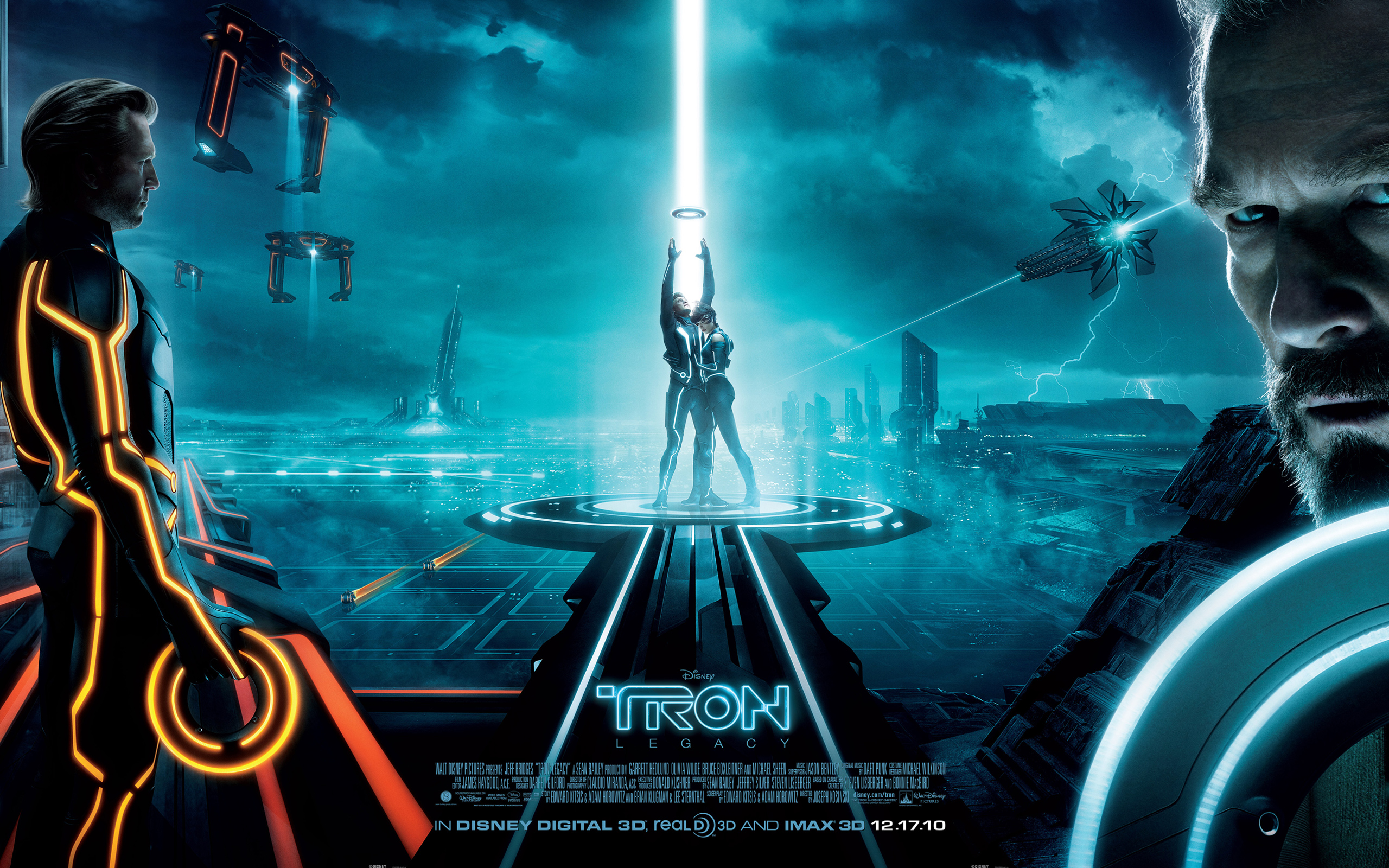 Tron Legacy High Resolution wallpaper