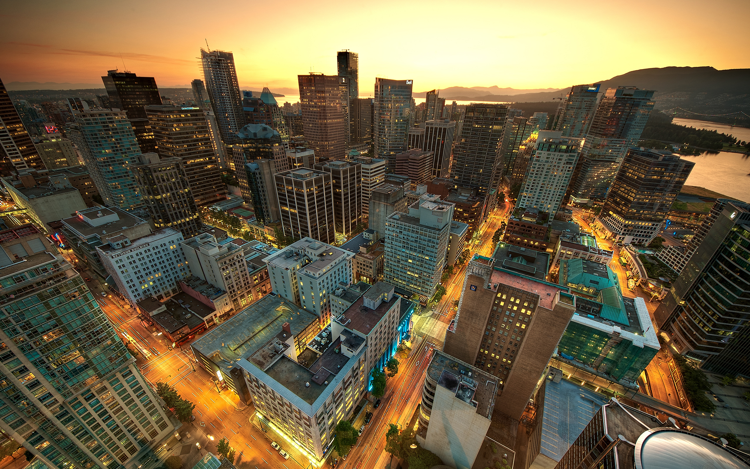 Vancouver 4k Wallpapers For Your Desktop Or Mobile Screen