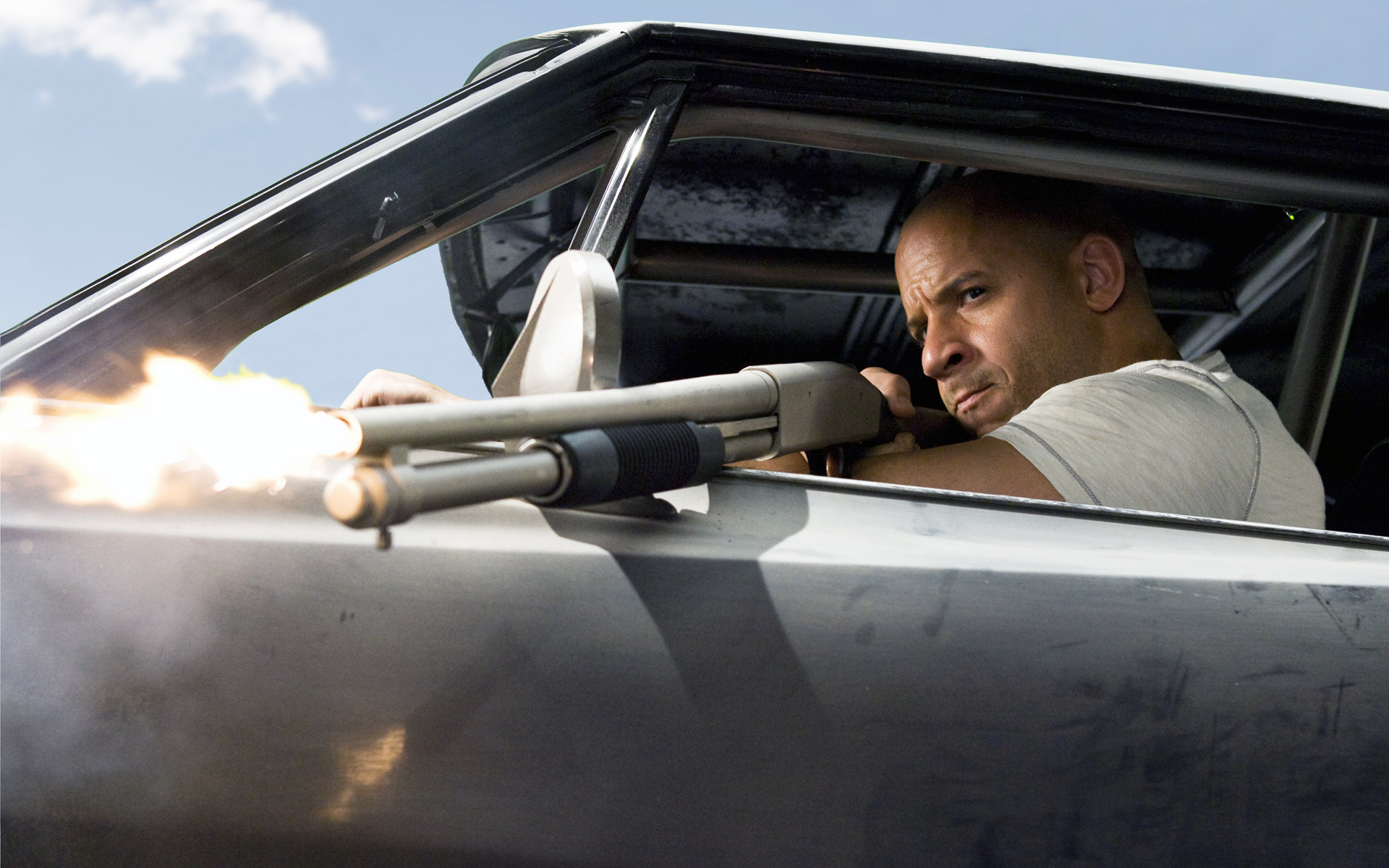 Vin Diesel Dom Fast and Furious wallpaper