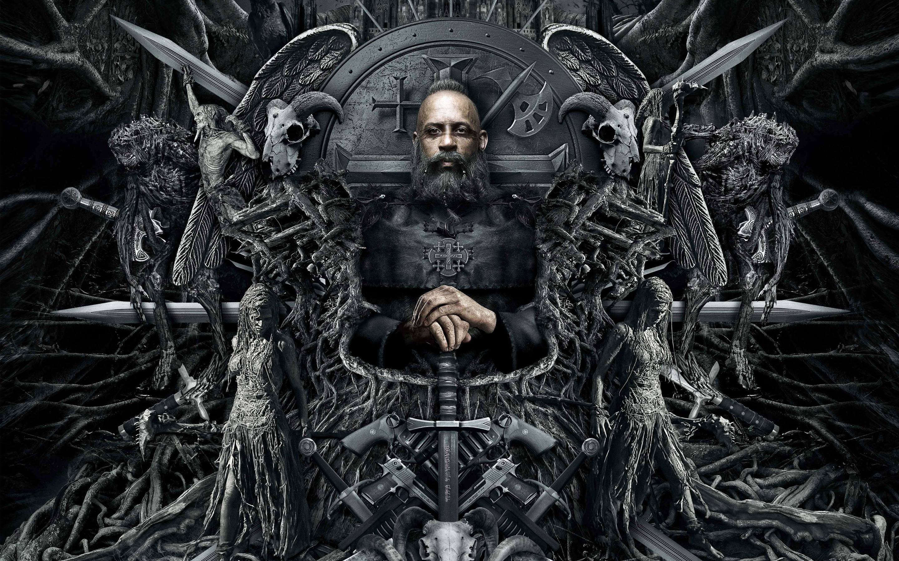 Vin Diesel The Last Witch Hunter 20968 wallpaper