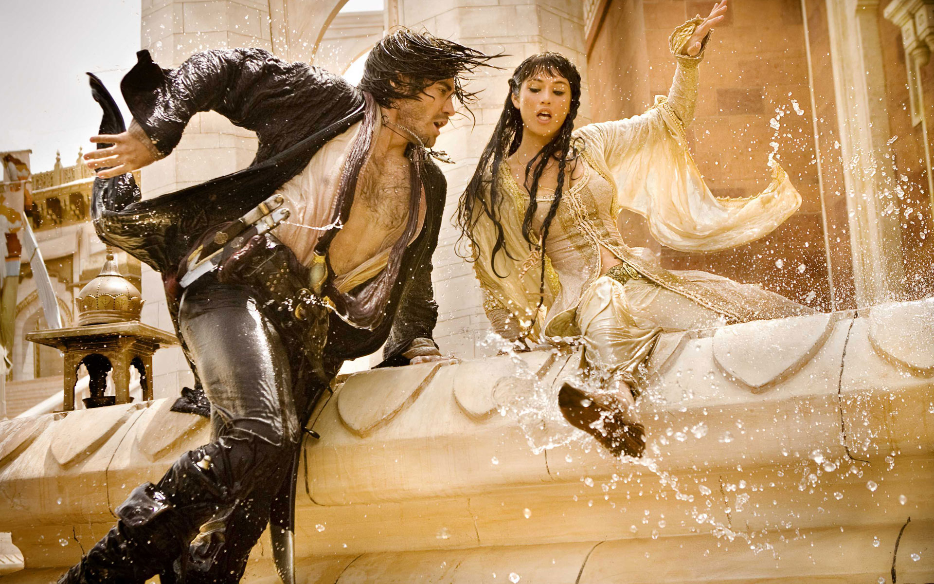 Prince Of Persia The Sands Of Time Movie Hd Wallpaper