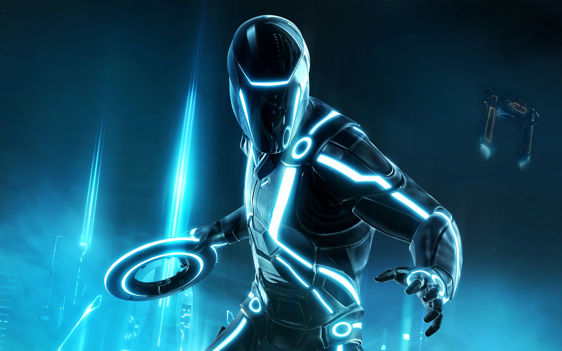 Tron Evolution wallpaper