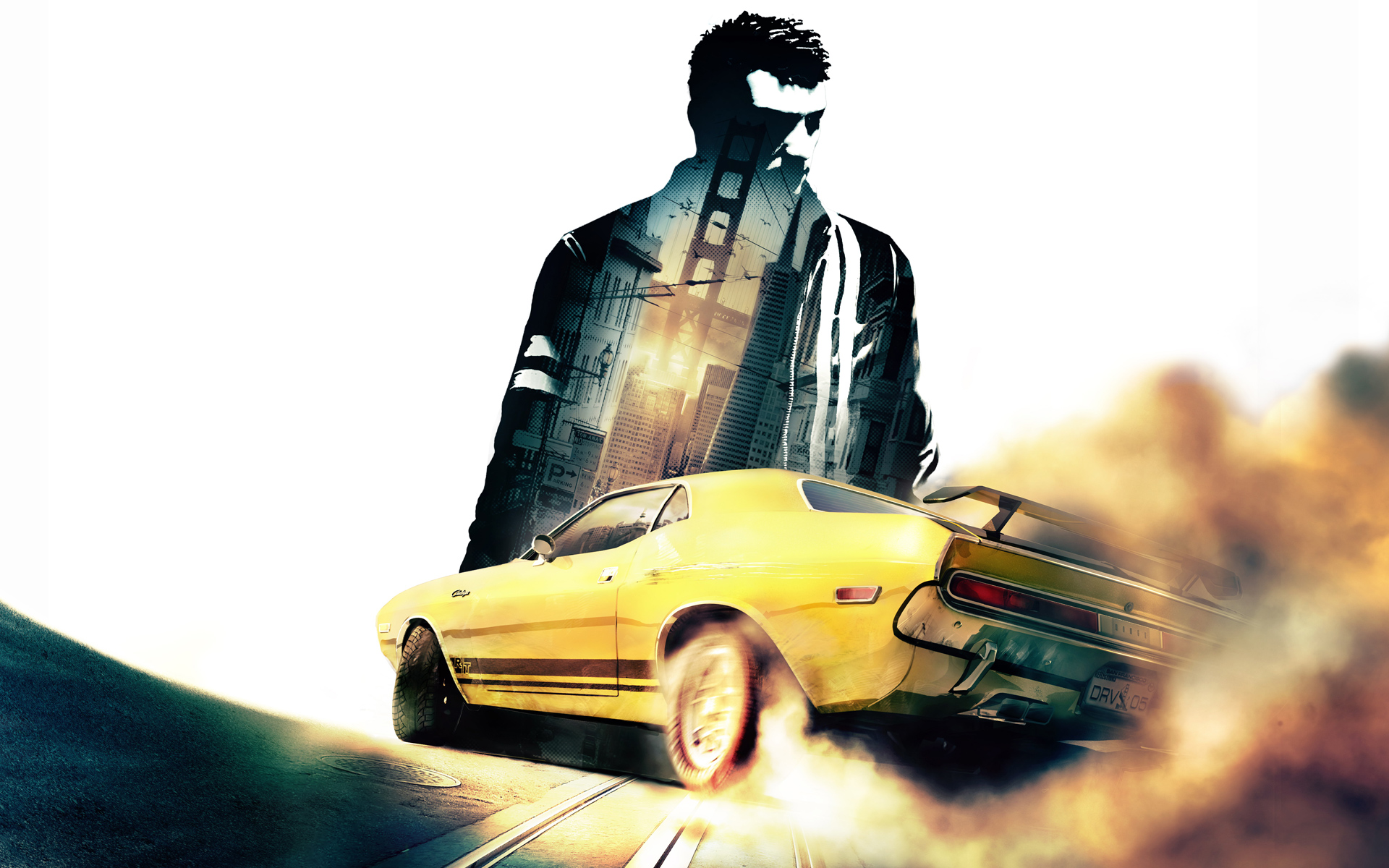 Driver San Francisco Game wallpaper