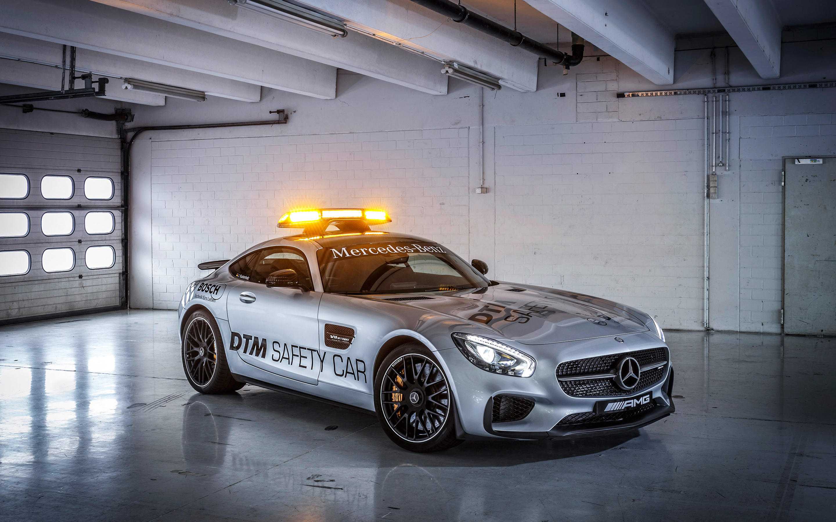 Mercedes AMG GT S Safety Car wallpaper