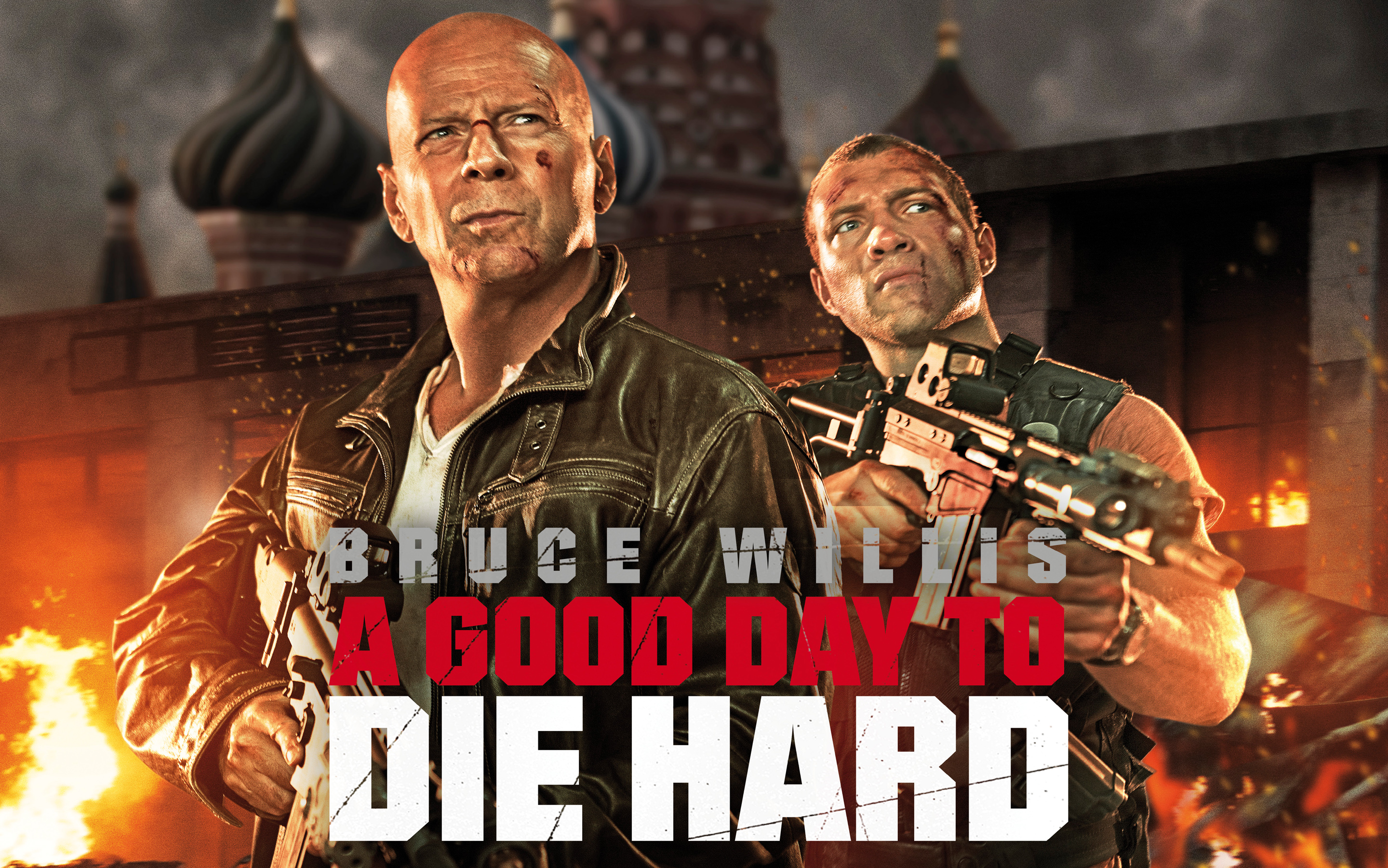 A Good Way To Die Hard 5 wallpaper