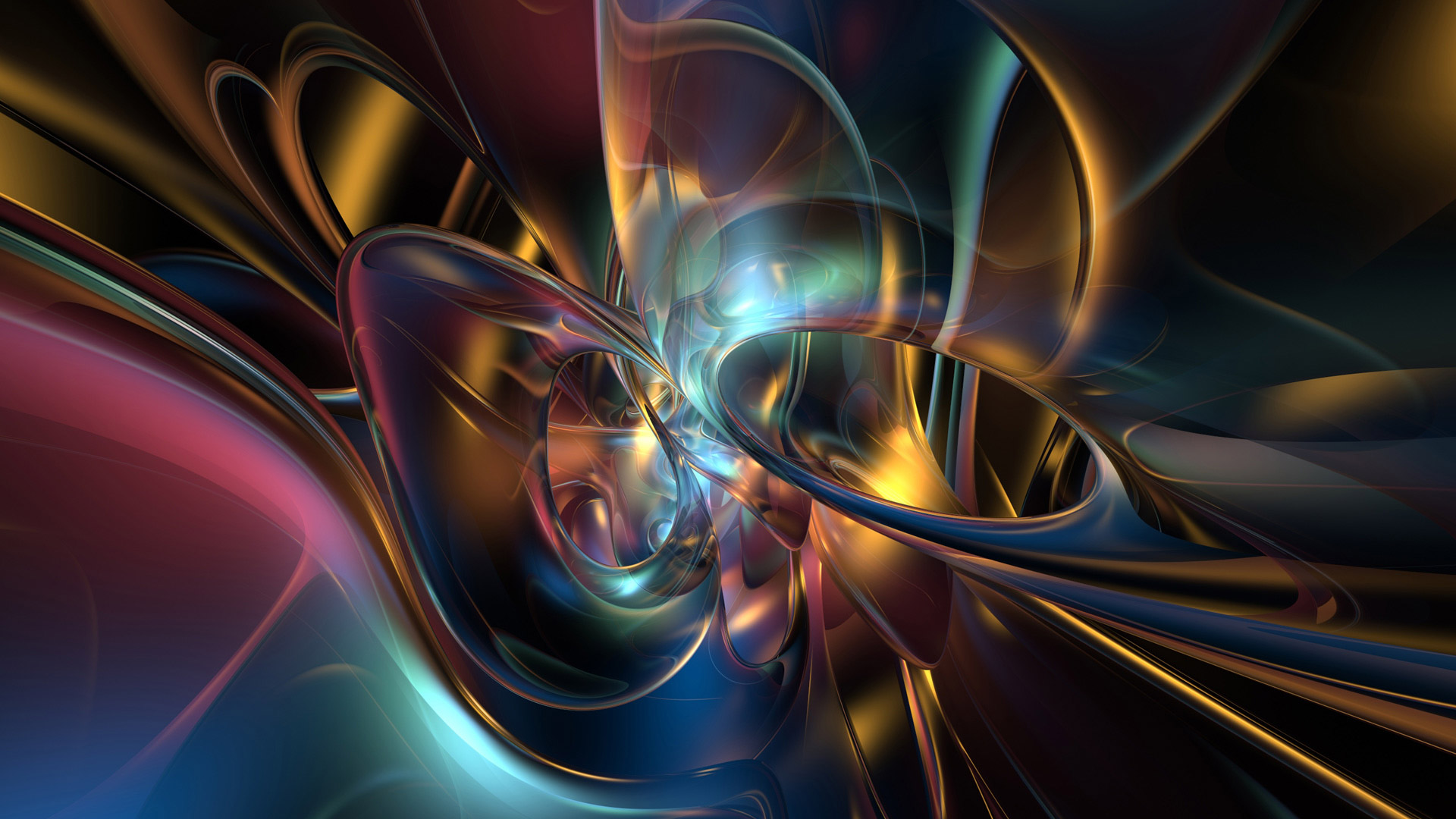 Abstract Design 1080p HD wallpaper