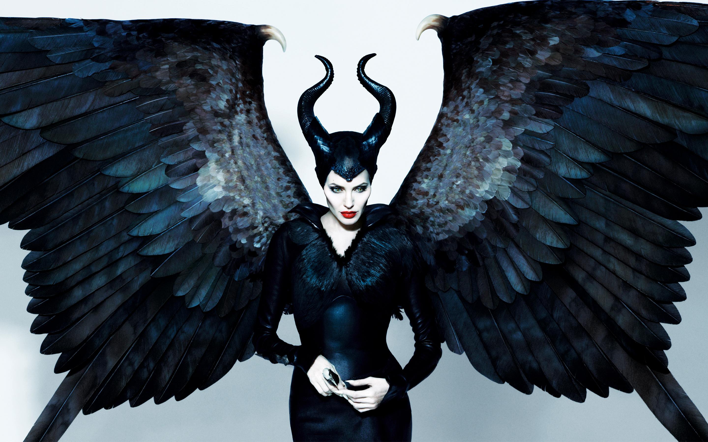 Angelina Jolie Maleficent Hd Wallpaper