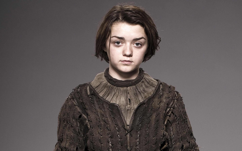 Arya Stark Game Of Thrones Hd Wallpaper