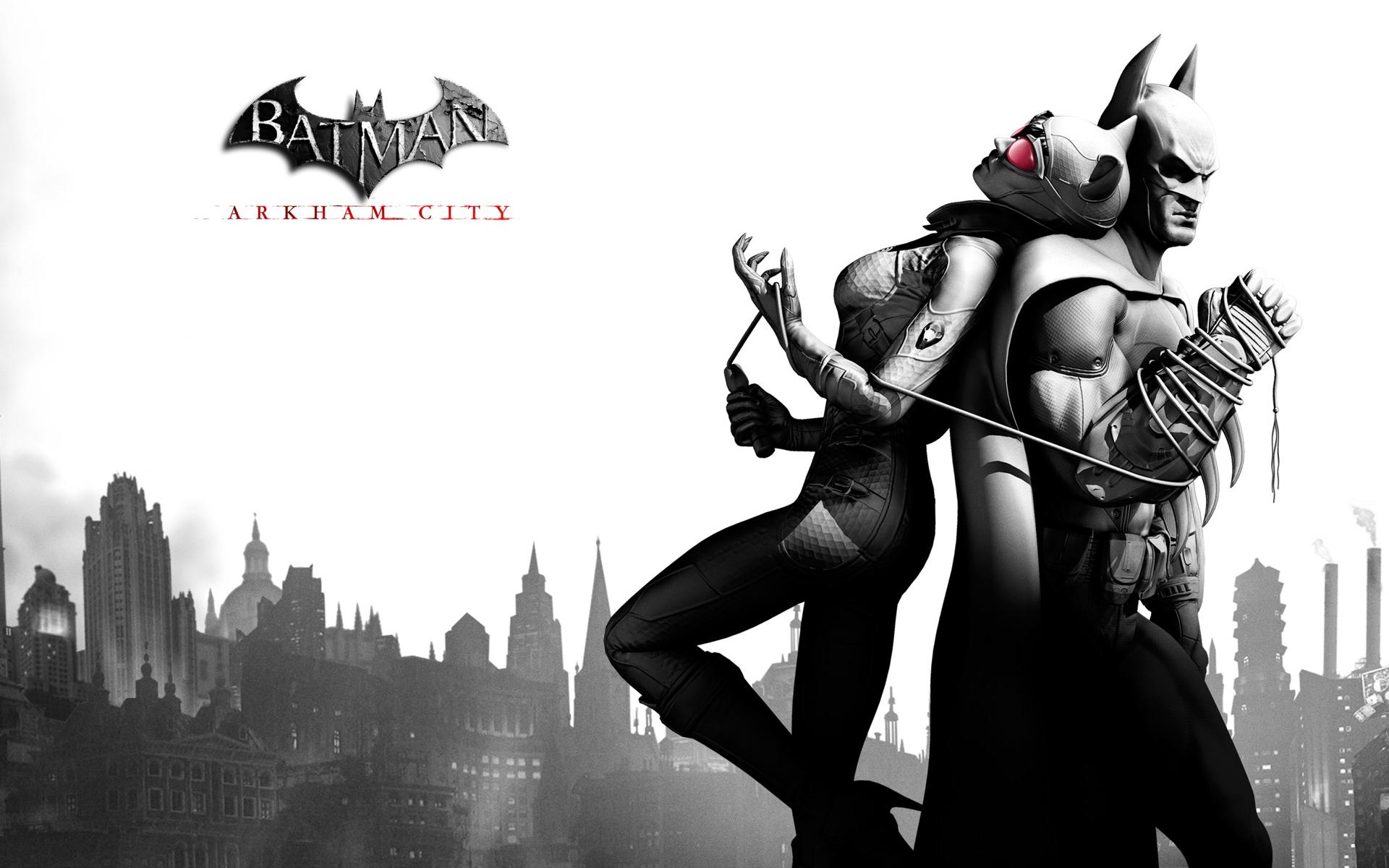 Batman Arkham City Game Hd Wallpaper
