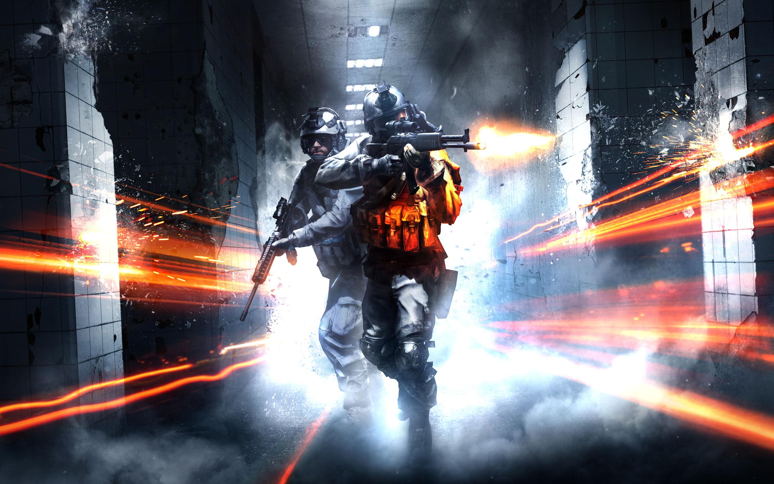 Battlefield Co Op Multiplayer Hd Wallpaper