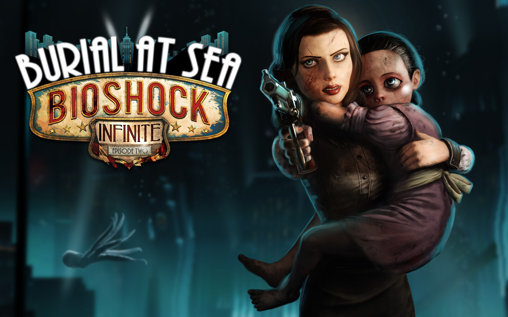 Bioshock Infinite Episode Two Burial at Sea wallpaper