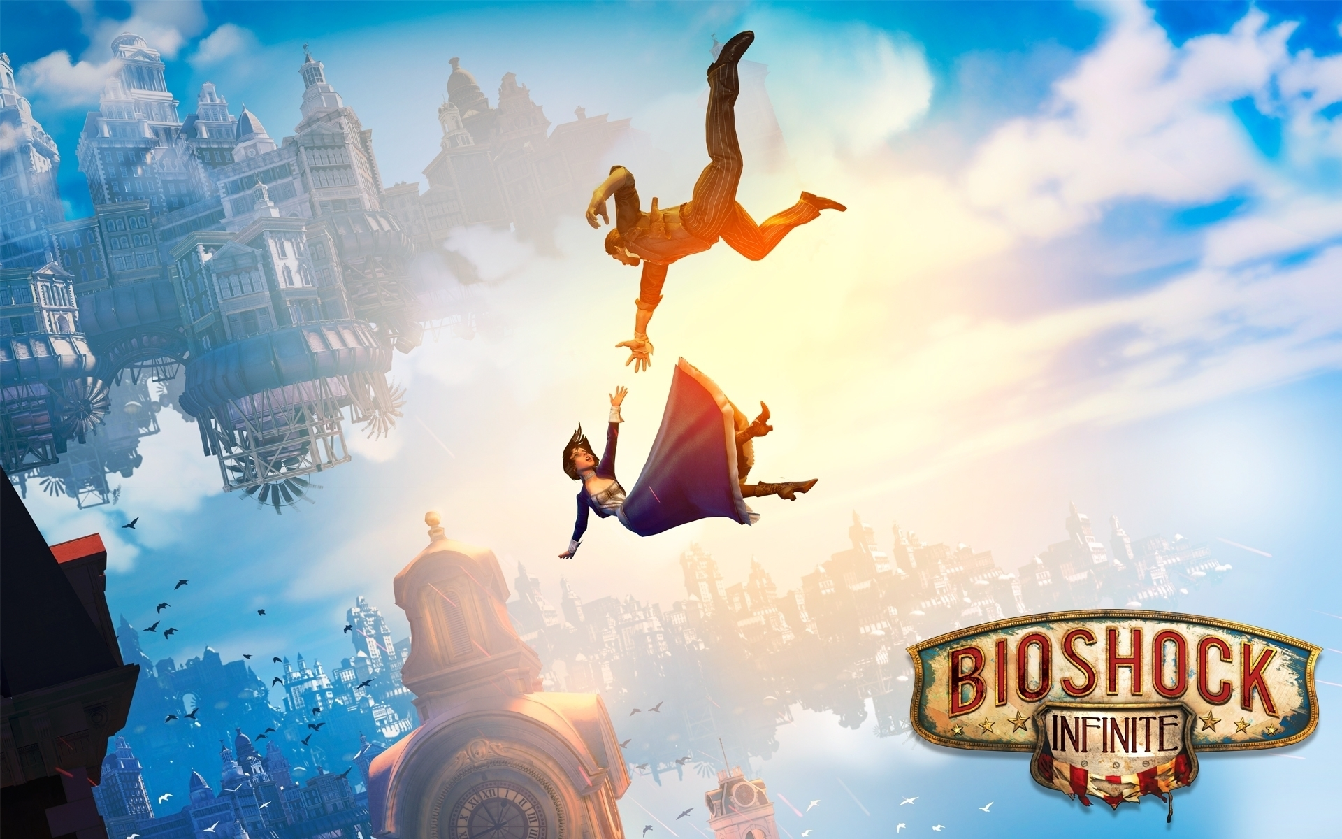 BioShock Infinite Video Game wallpaper