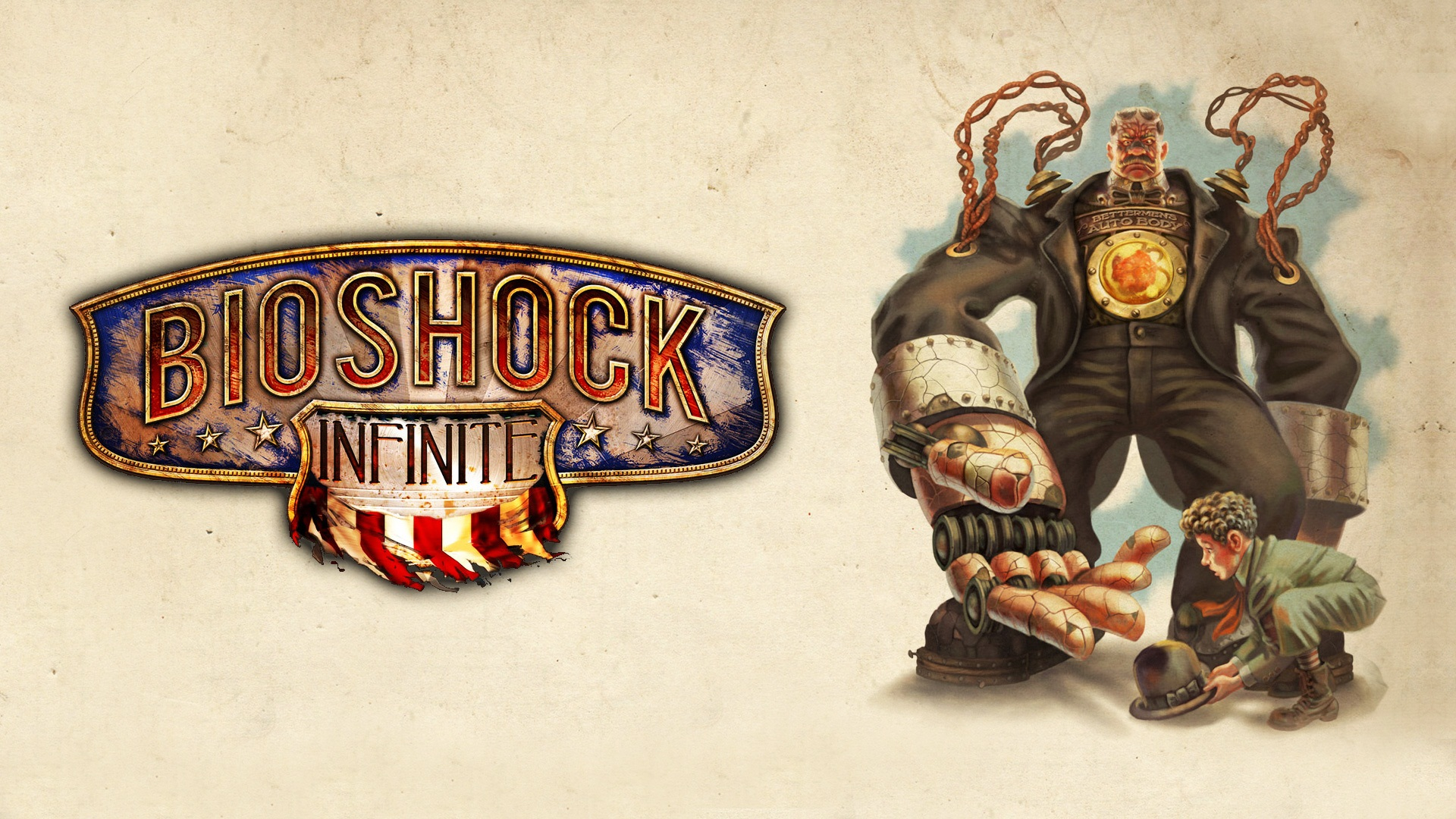 Bioshock Infinite 23280 wallpaper