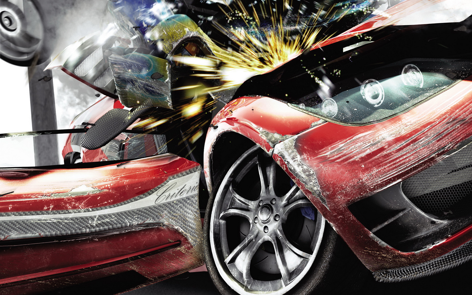 Burnout Paradise Widescreen wallpaper