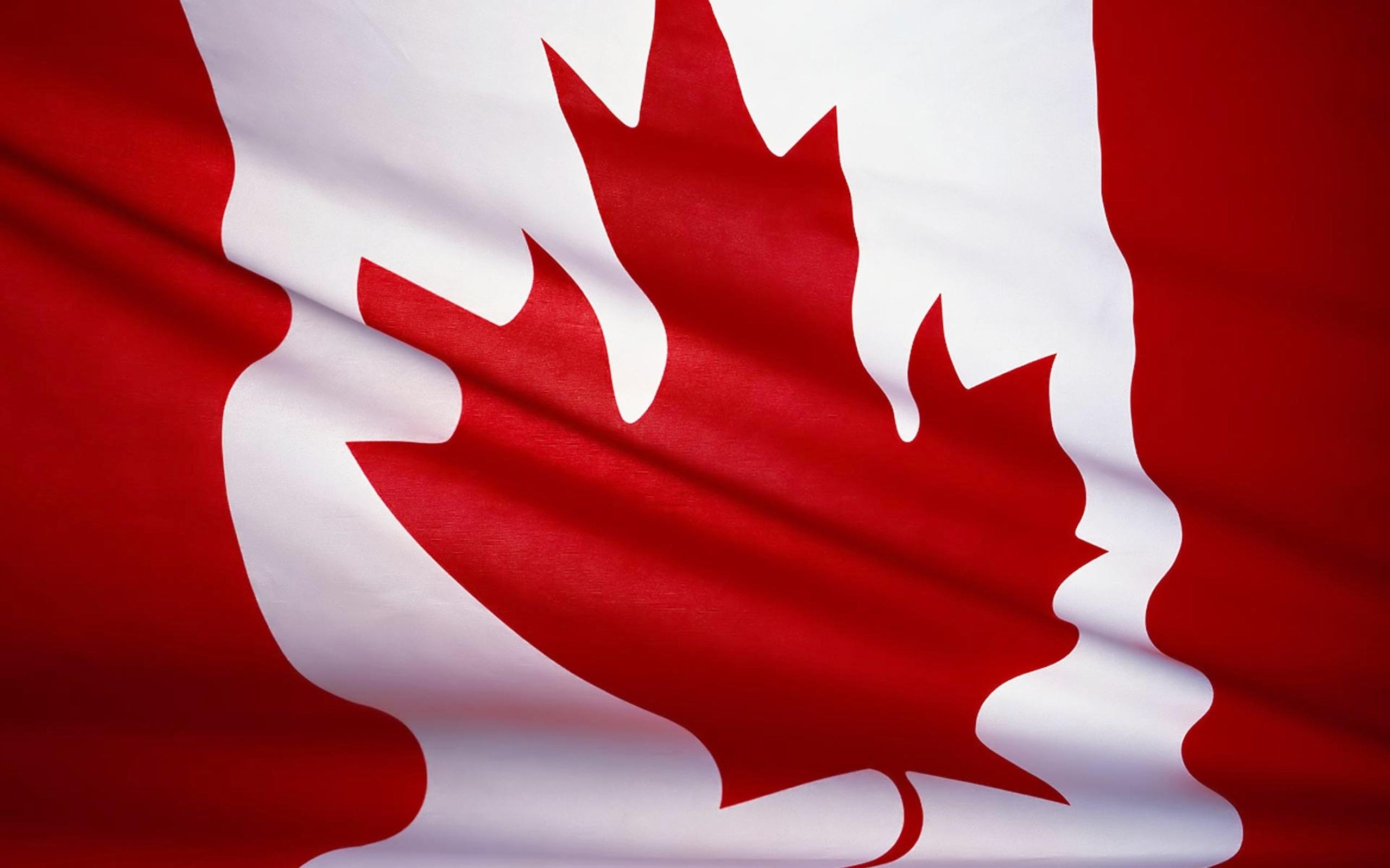 Canada National Flag Hd Wallpaper