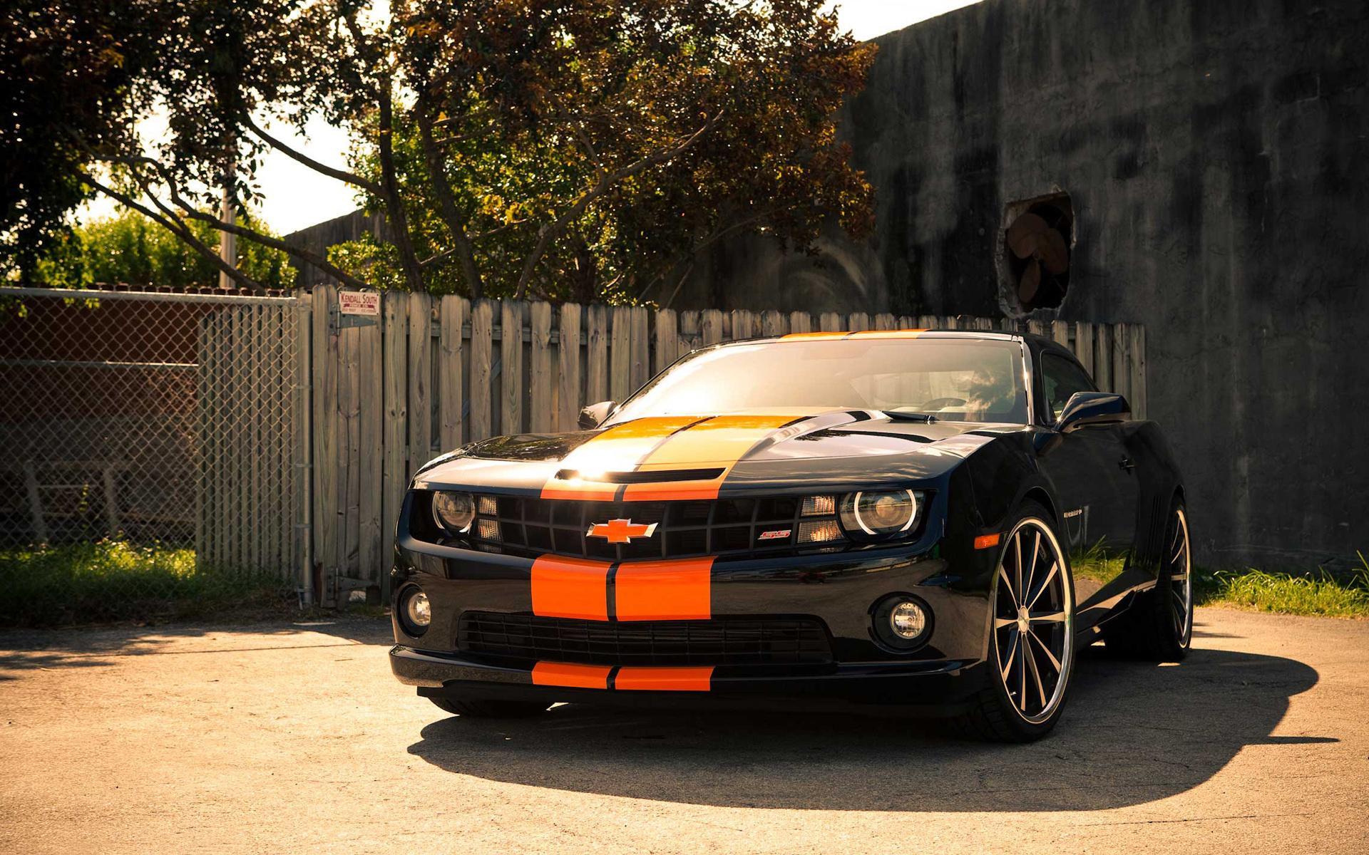 Chevrolet Camaro Ss Car Hd Wallpaper