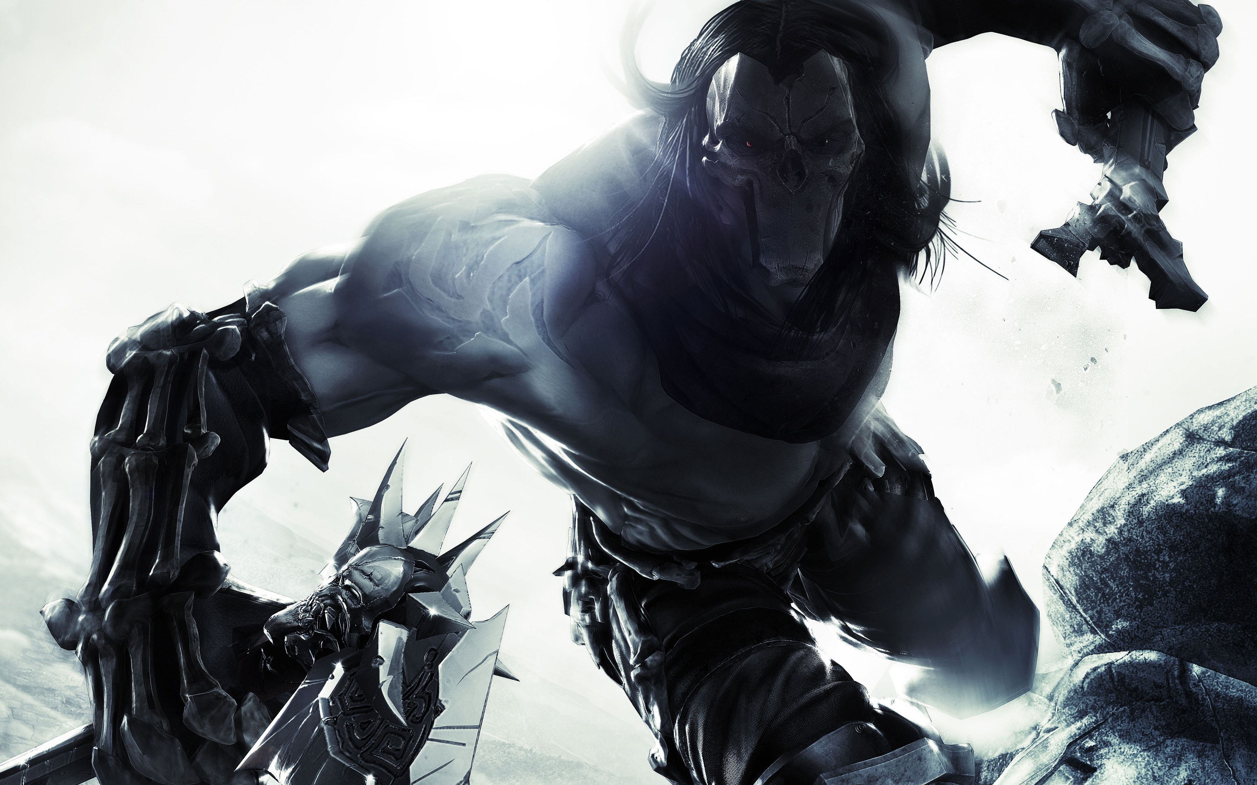 Darksiders II Game wallpaper