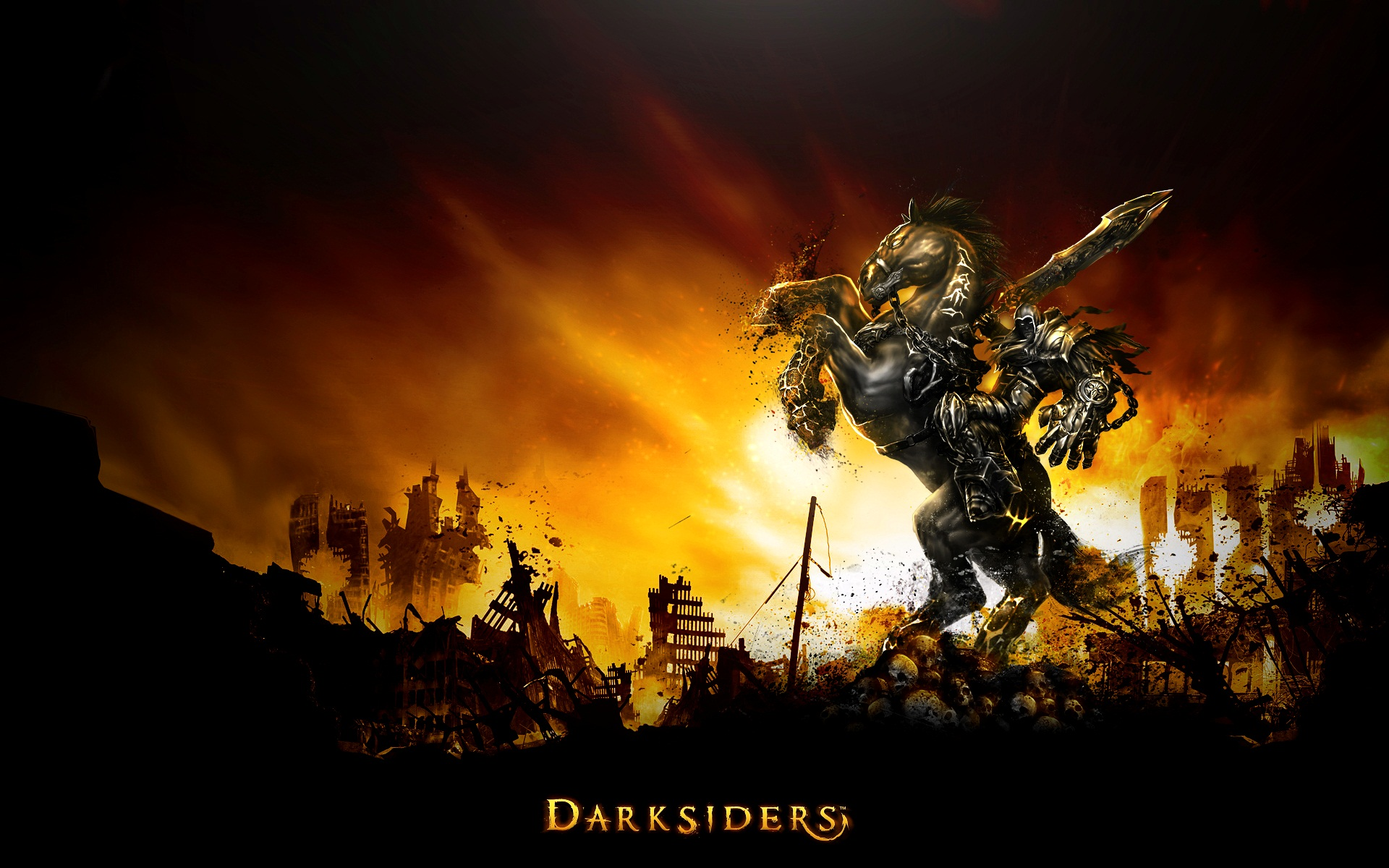 Darksiders 23901 wallpaper