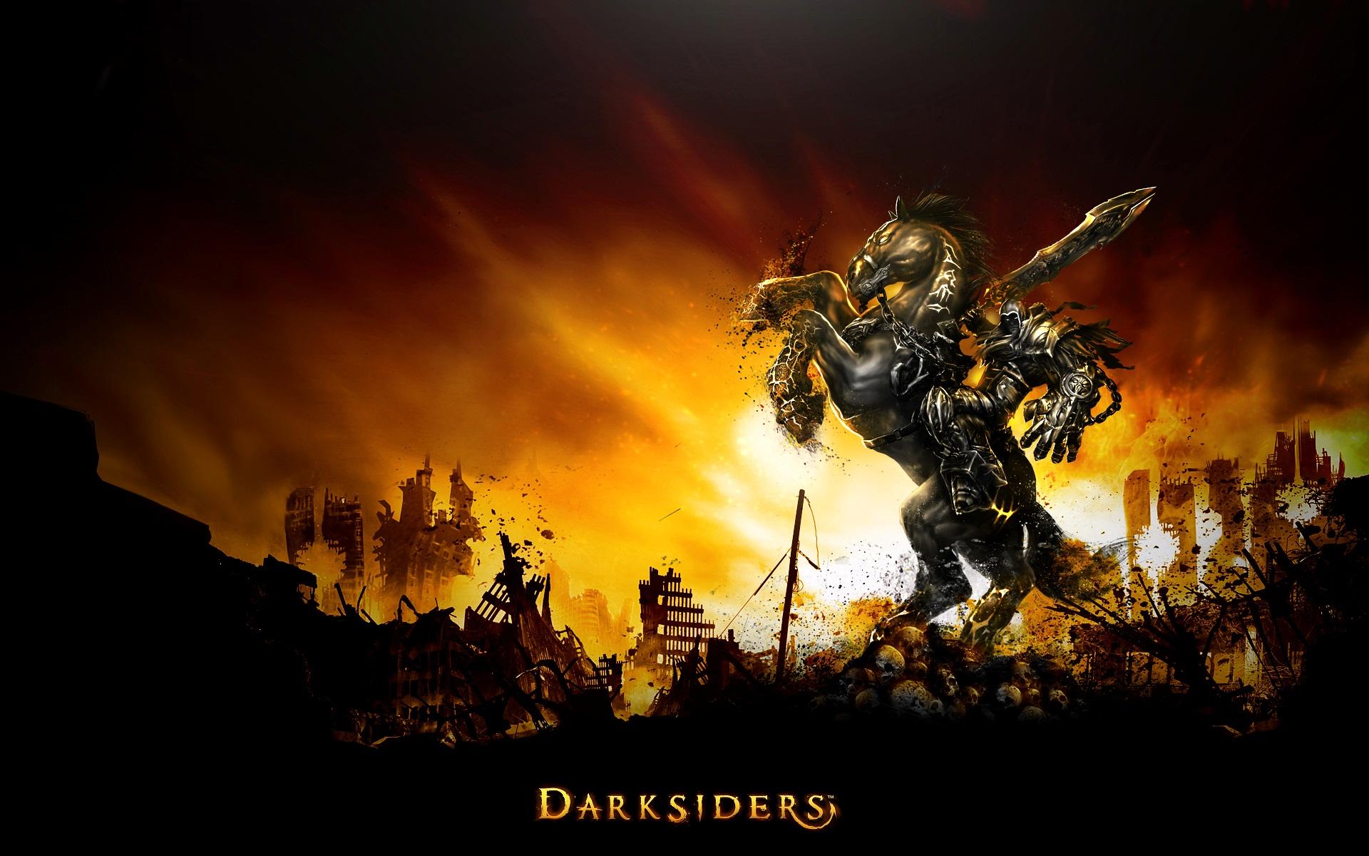 Darksiders wallpapers photos and desktop backgrounds up - Darksiders 3 wallpaper ...