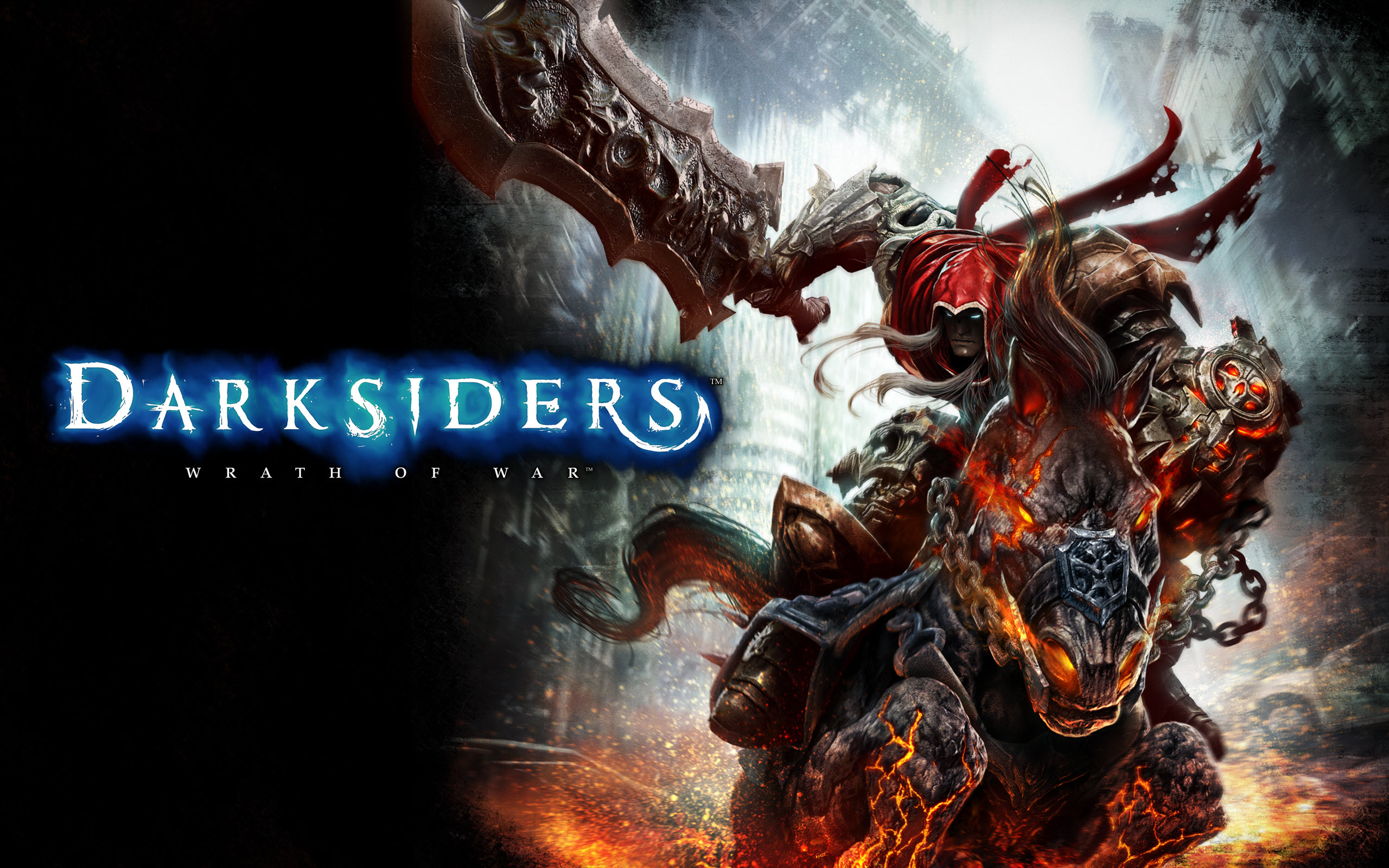 Darksiders Wrath of War 23906 wallpaper