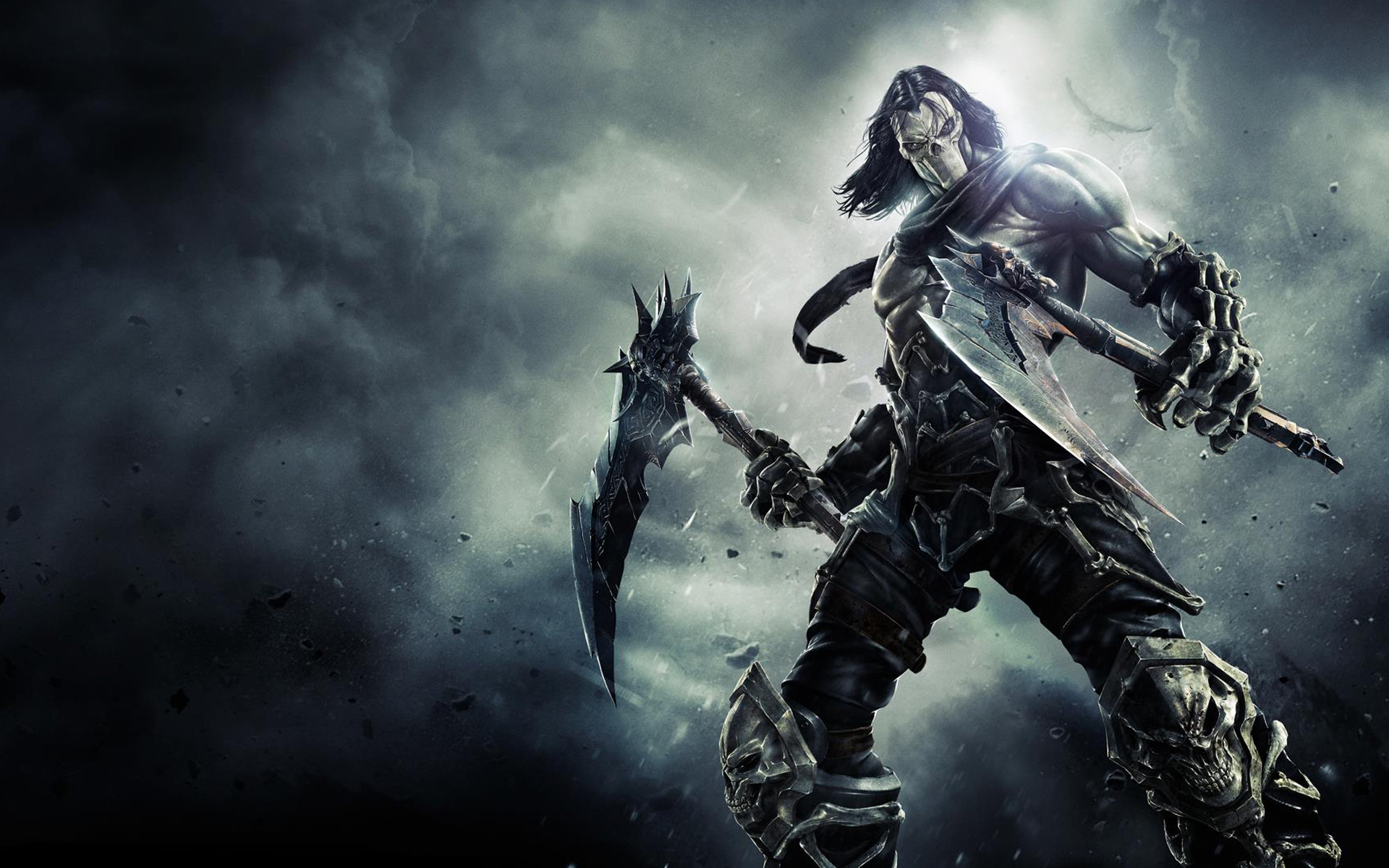 Death Darksiders Game wallpaper