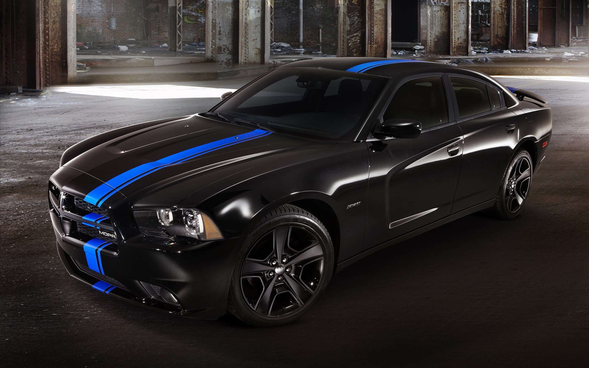Dodge Charger Mopar 2011 wallpaper