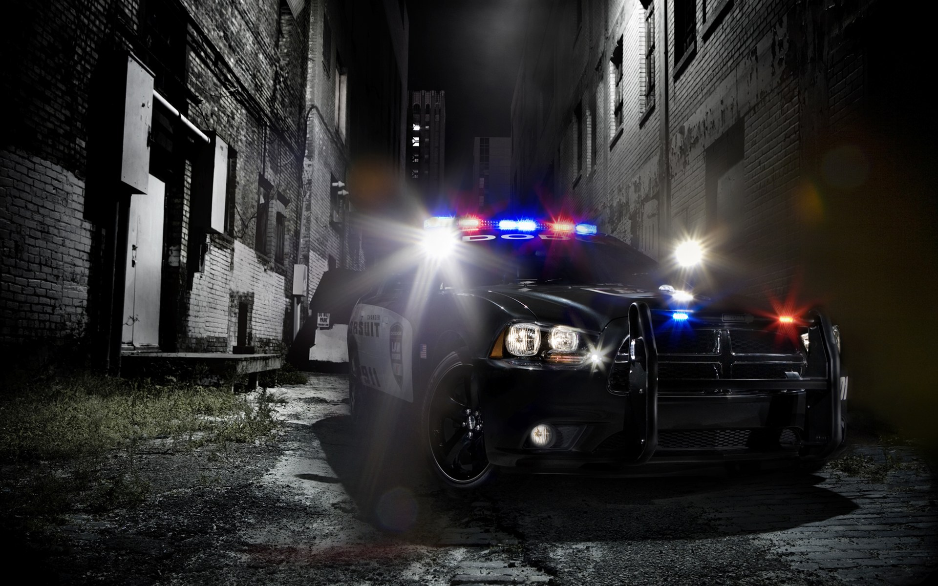 Dodge Charger Pursuit 2011 wallpaper