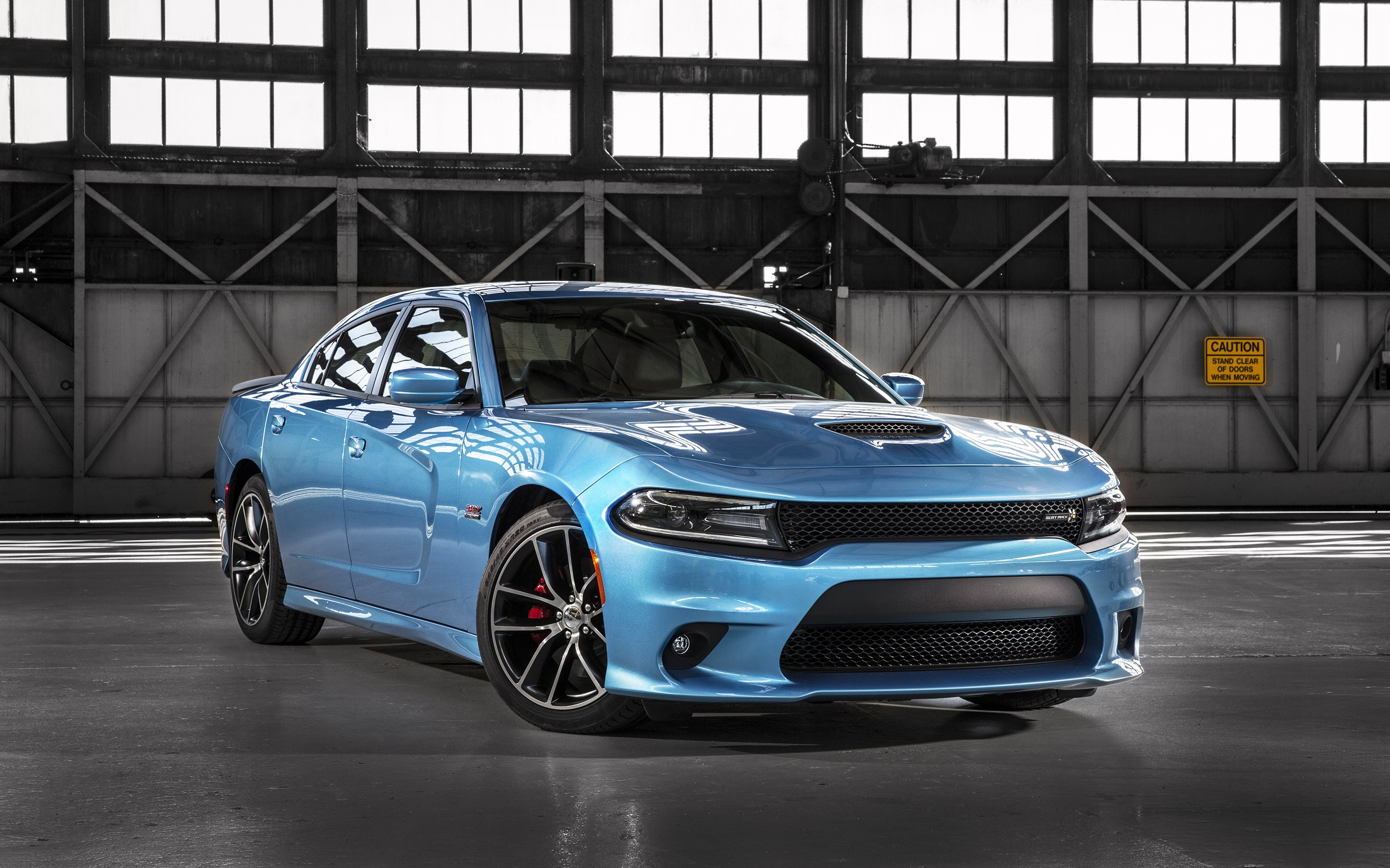 Dodge Charger RT Scat Pack wallpaper