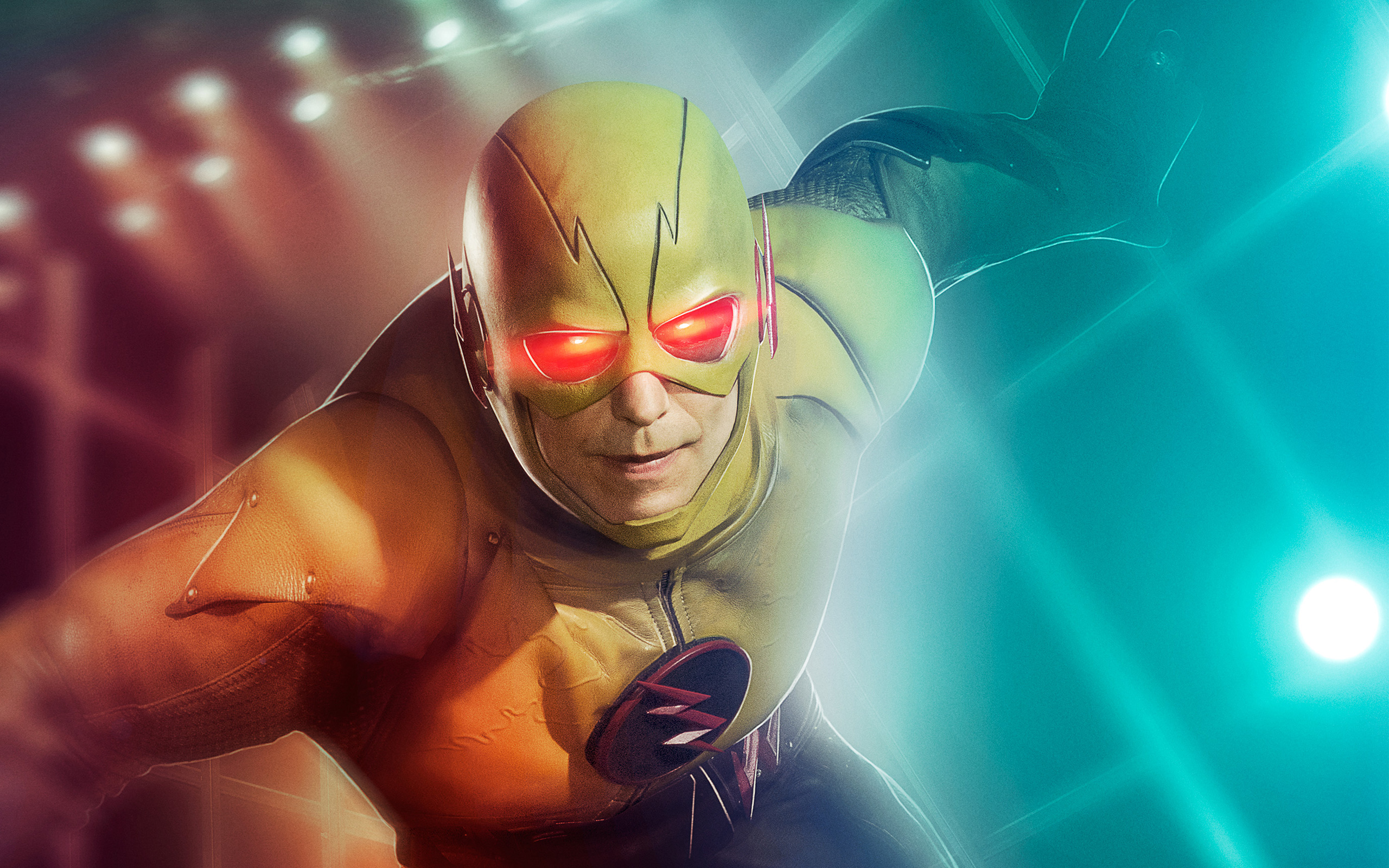 Eddie Thawne In The Flash Wallpaper